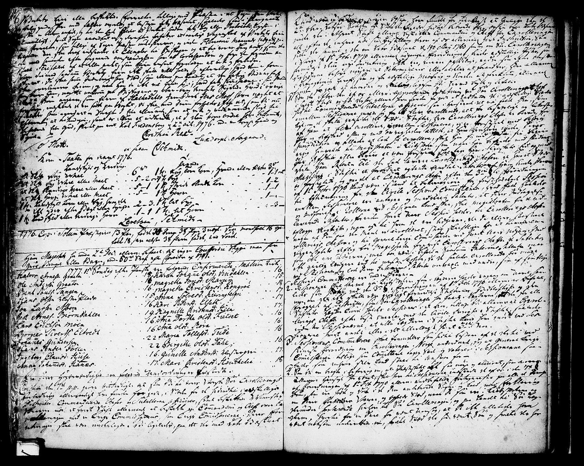 SAKO, Solum kirkebøker, Annen kirkebok nr. ?, 1743-1791