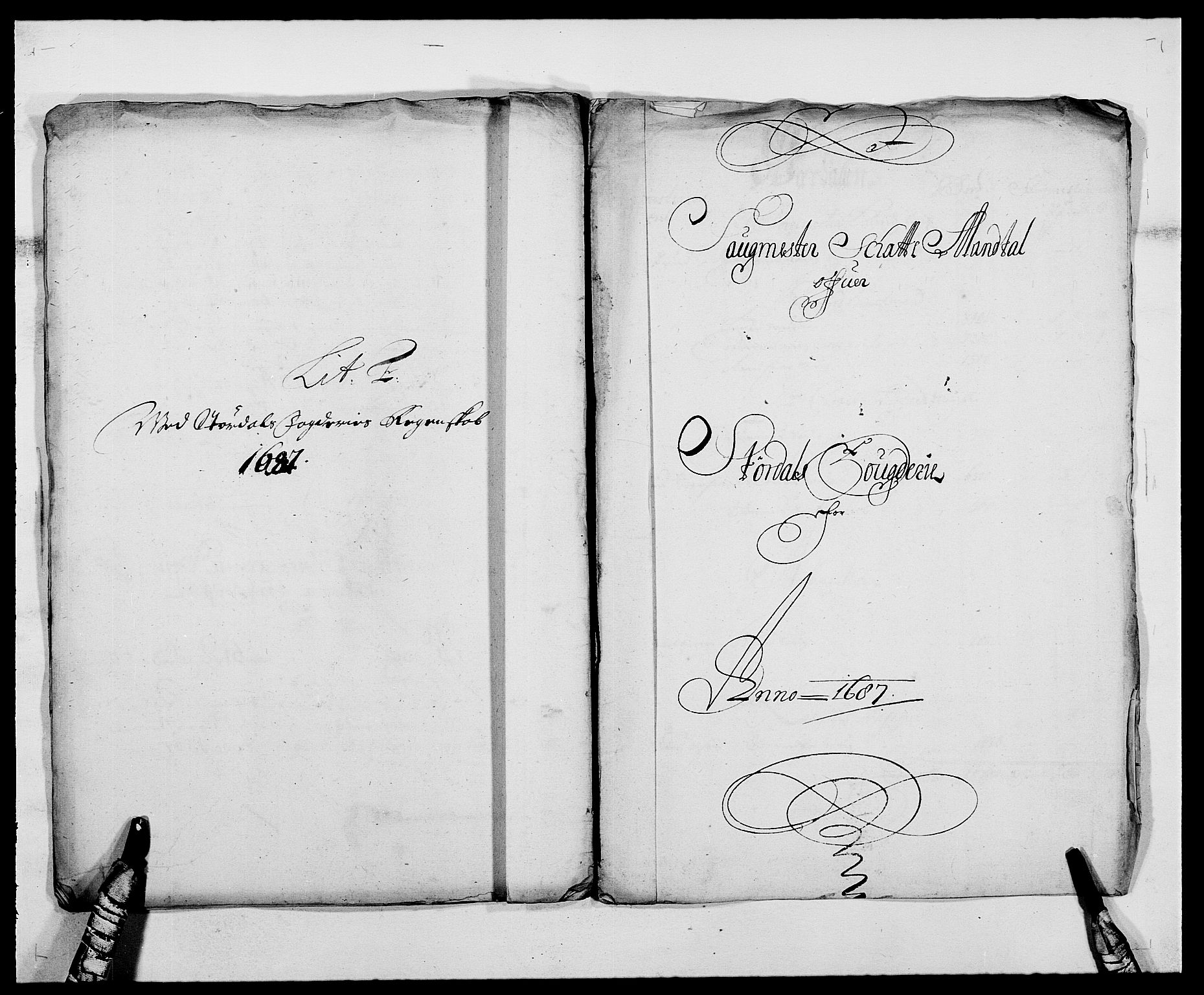 RA, Rentekammeret inntil 1814, Reviderte regnskaper, Fogderegnskap, R62/L4183: Fogderegnskap Stjørdal og Verdal, 1687-1689, s. 44