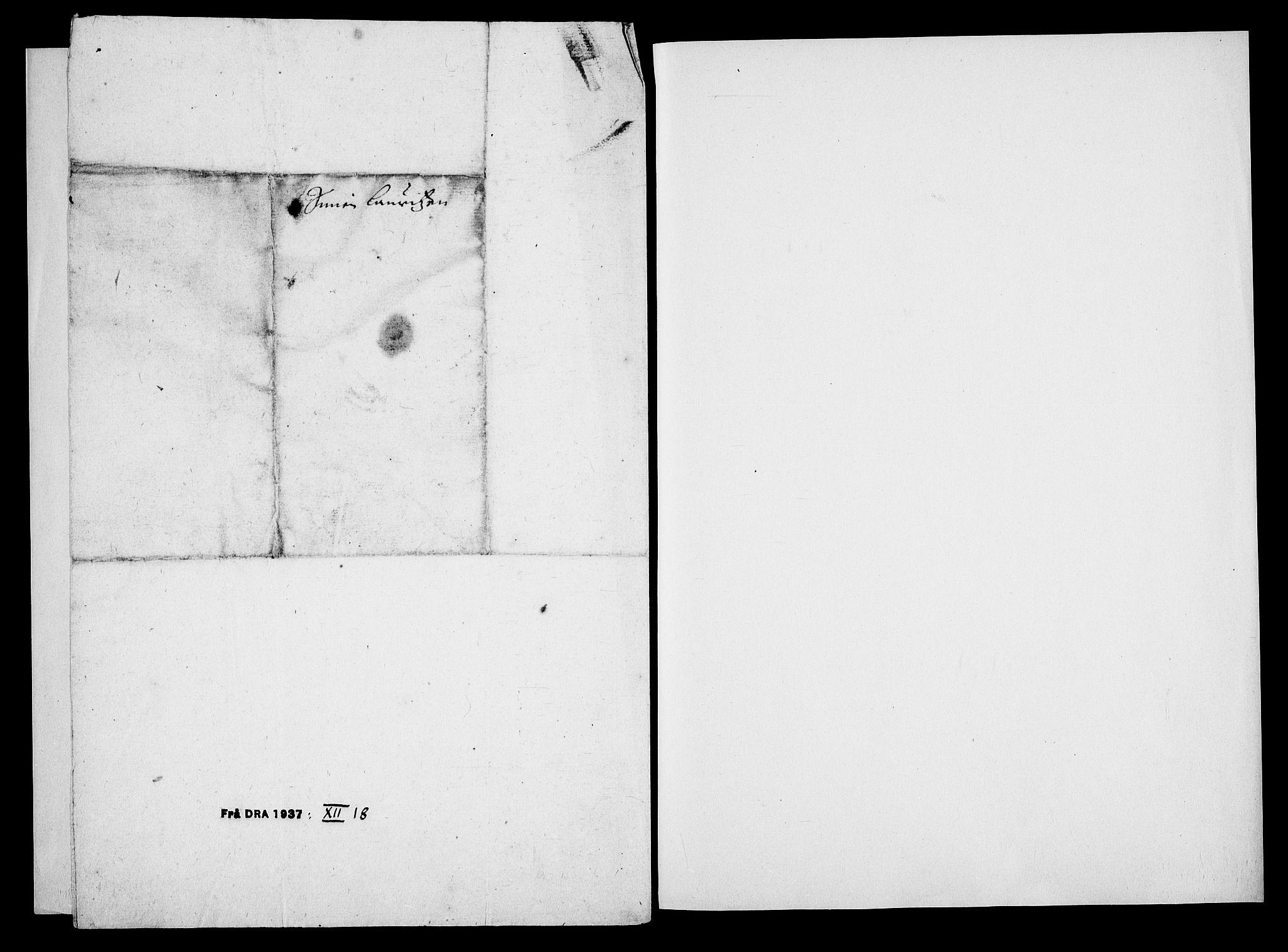 RA, Danske Kanselli, Skapsaker, G/L0019: Tillegg til skapsakene, 1616-1753, s. 113