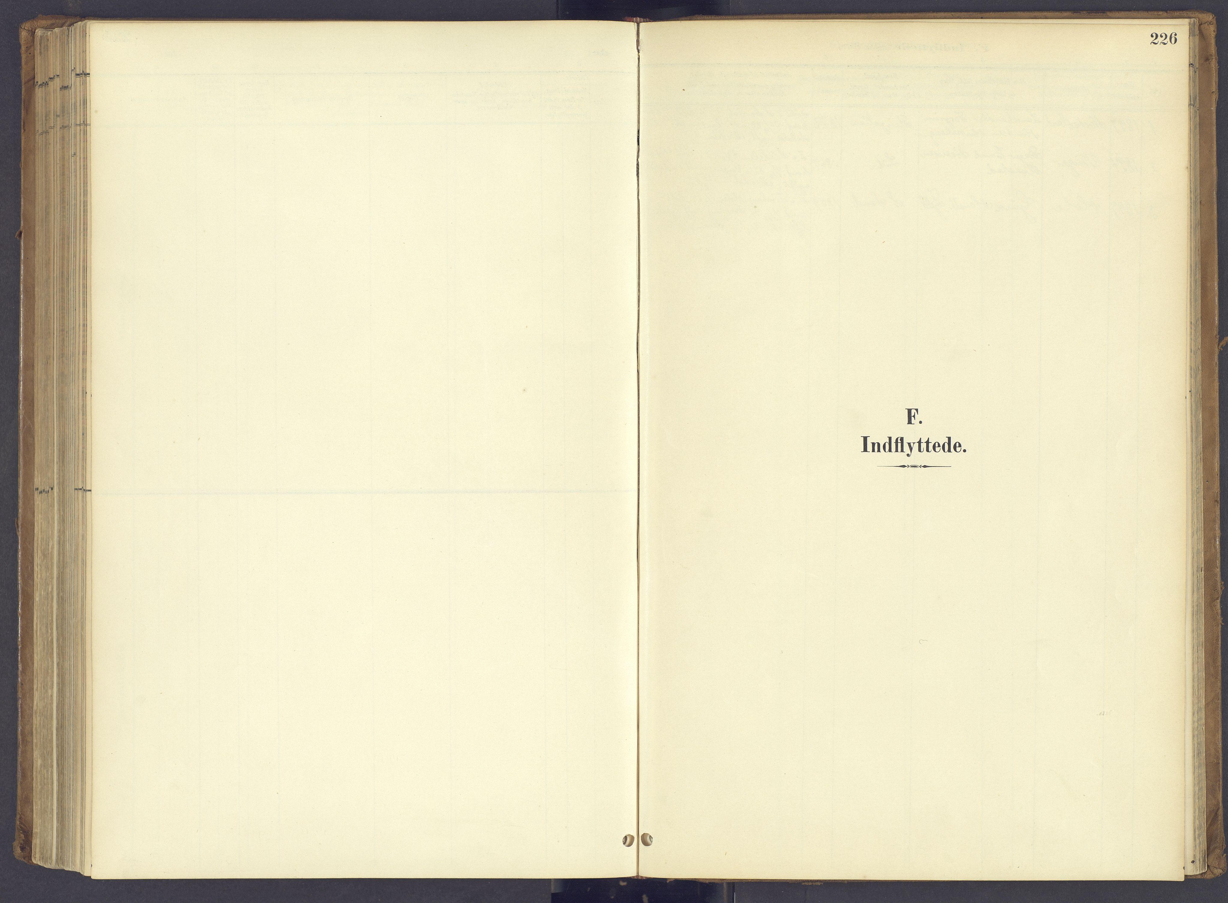 SAH, Søndre Land prestekontor, K/L0006: Ministerialbok nr. 6, 1895-1904, s. 226