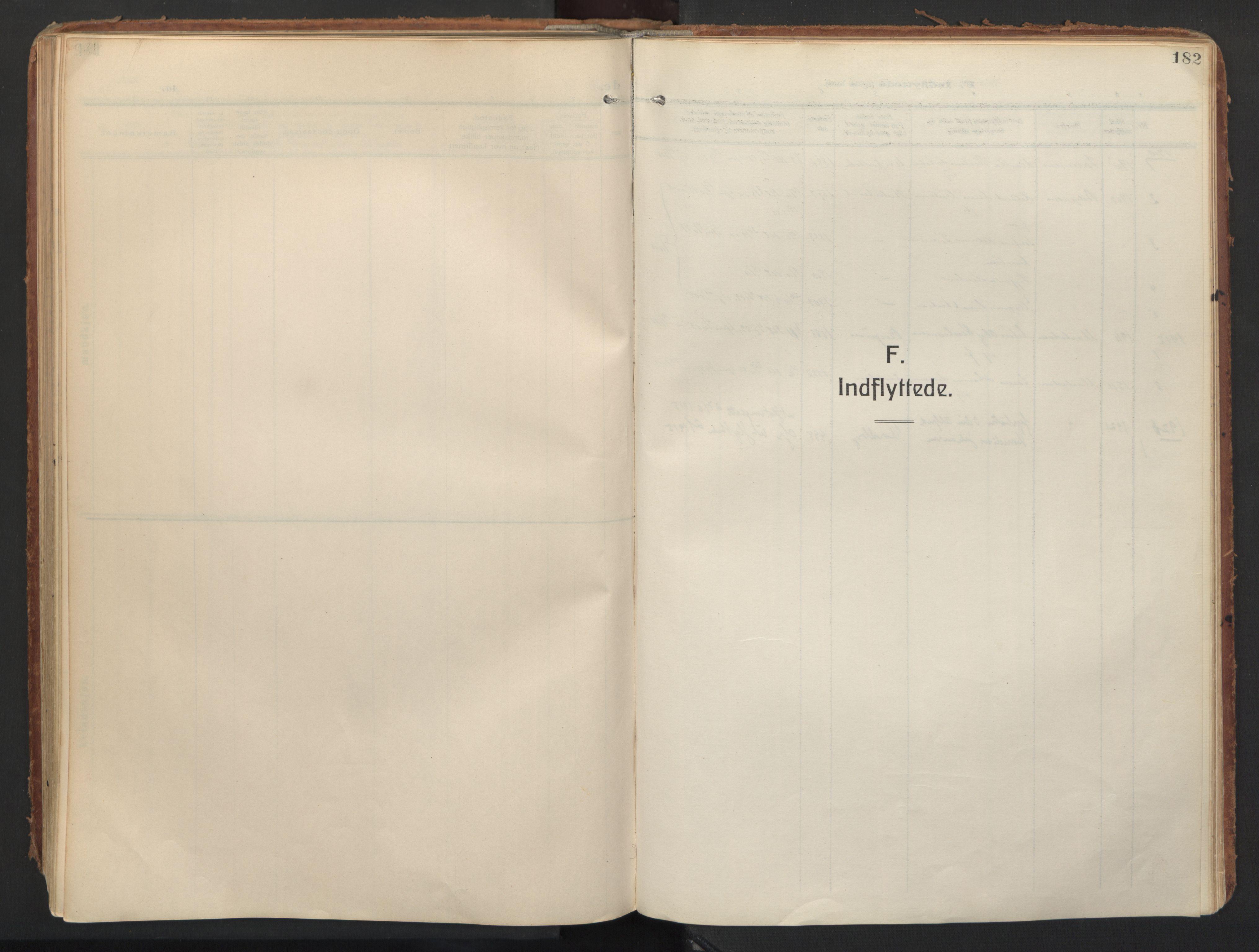 SATØ, Balsfjord sokneprestembete, Ministerialbok nr. 8, 1910-1927, s. 182