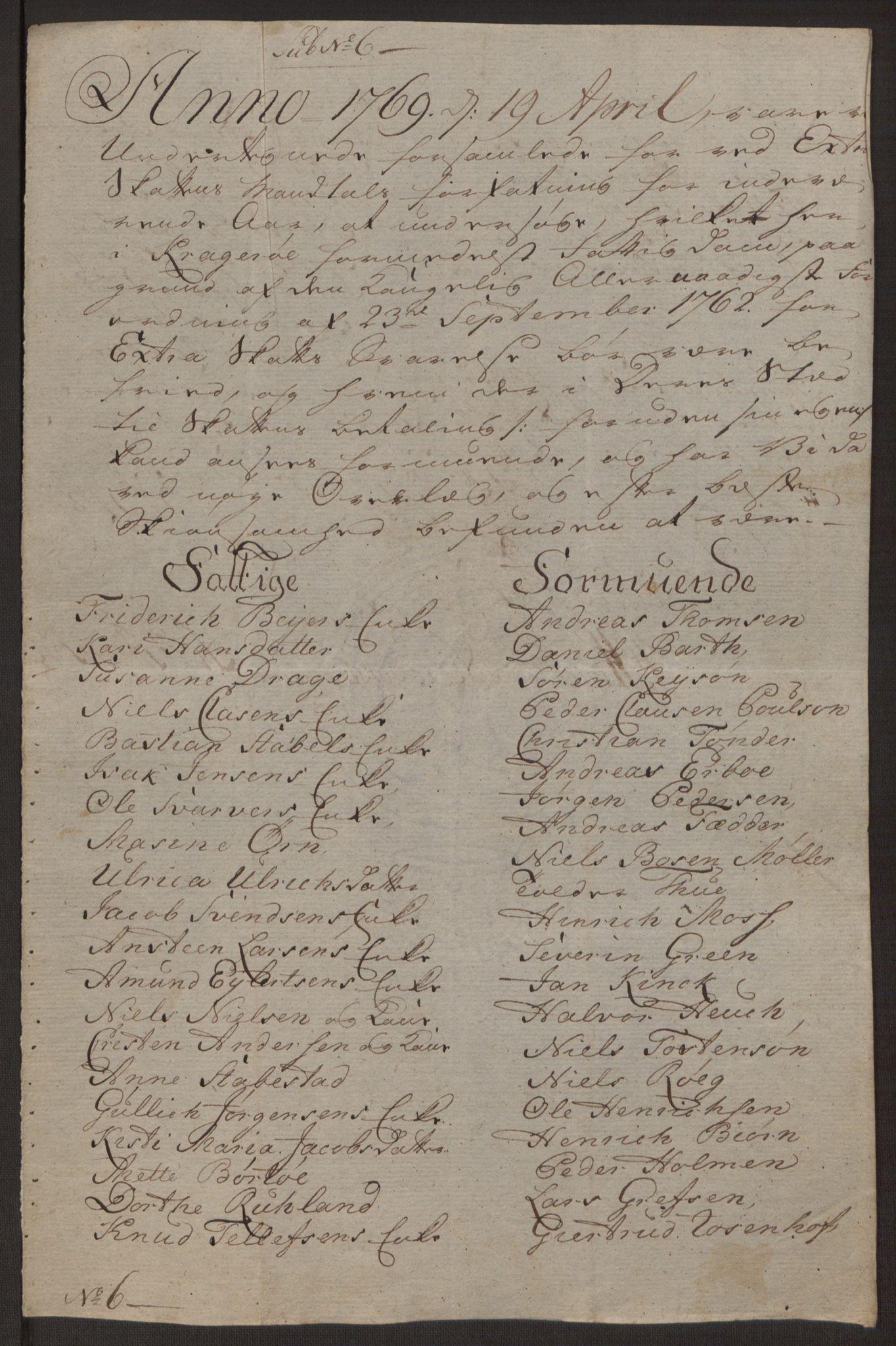 RA, Rentekammeret inntil 1814, Reviderte regnskaper, Byregnskaper, R/Rk/L0218: [K2] Kontribusjonsregnskap, 1768-1772, s. 39