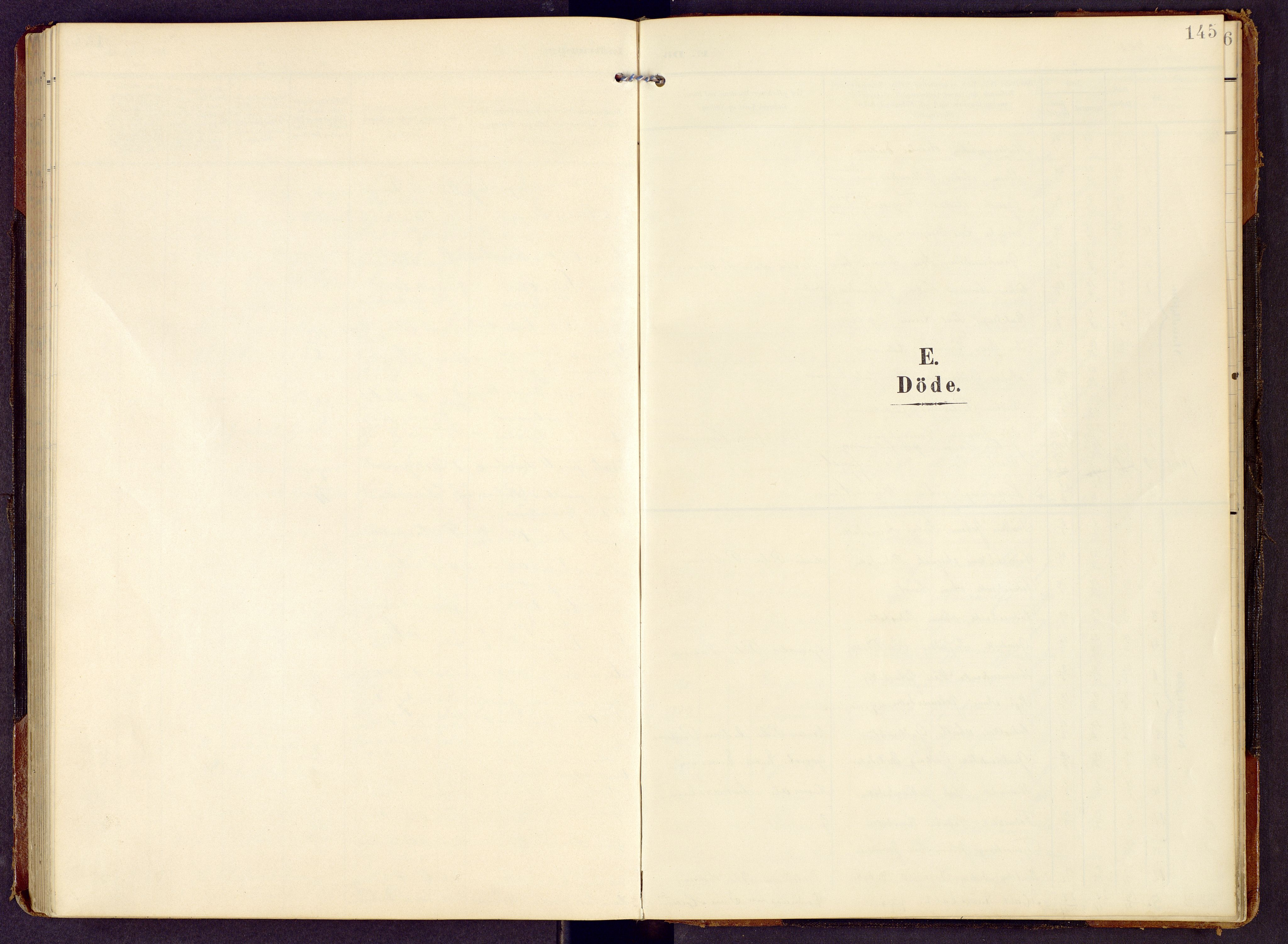 SAH, Brandbu prestekontor, Klokkerbok nr. 9, 1903-1916, s. 145