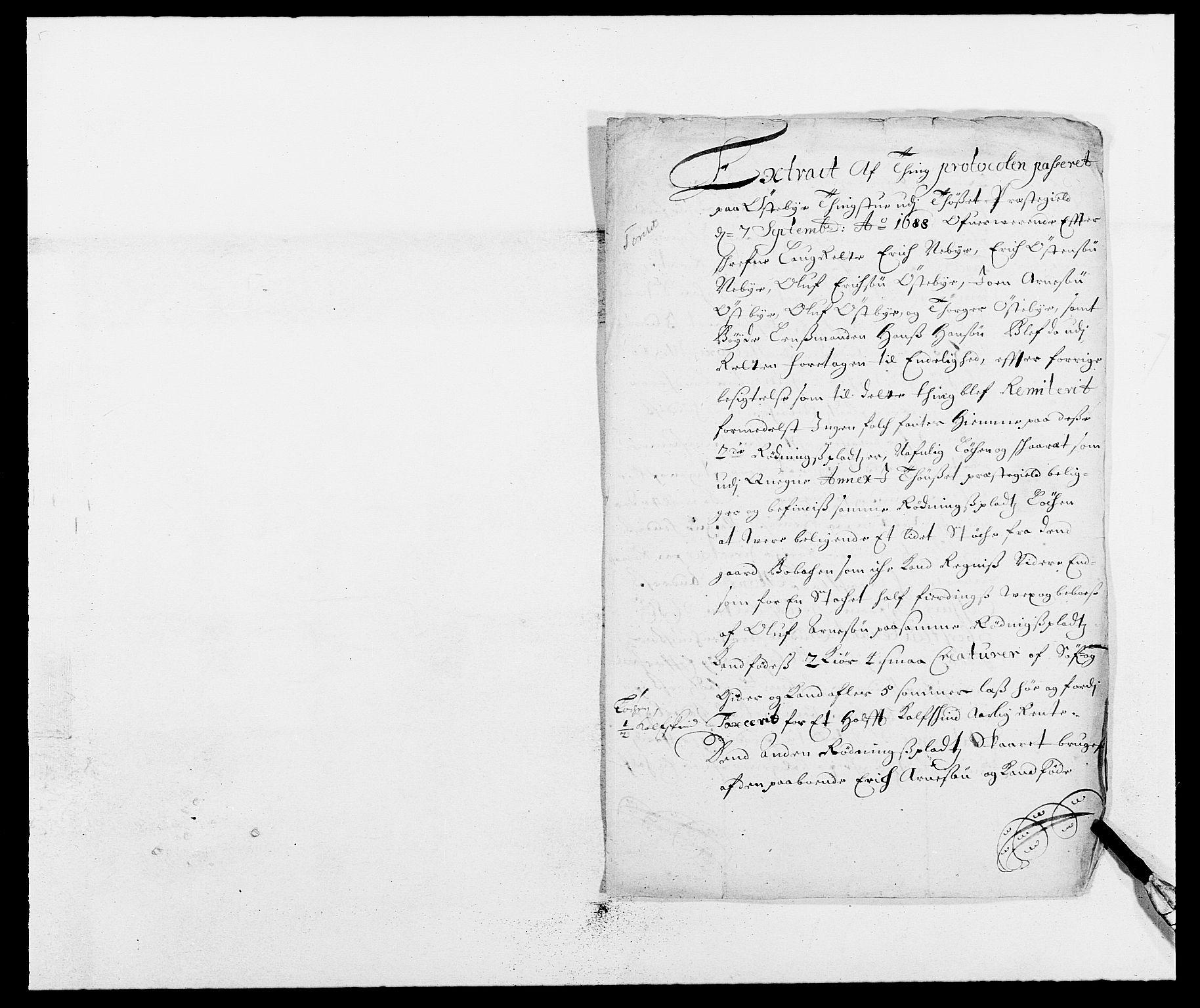 RA, Rentekammeret inntil 1814, Reviderte regnskaper, Fogderegnskap, R13/L0828: Fogderegnskap Solør, Odal og Østerdal, 1690, s. 244
