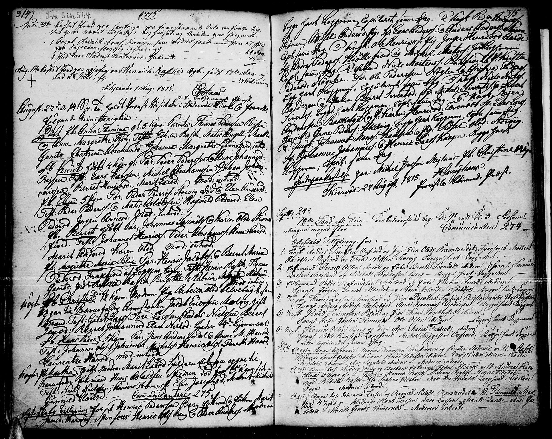 SATØ, Skjervøy sokneprestkontor, H/Ha/Haa/L0002kirke: Ministerialbok nr. 2, 1781-1817, s. 314