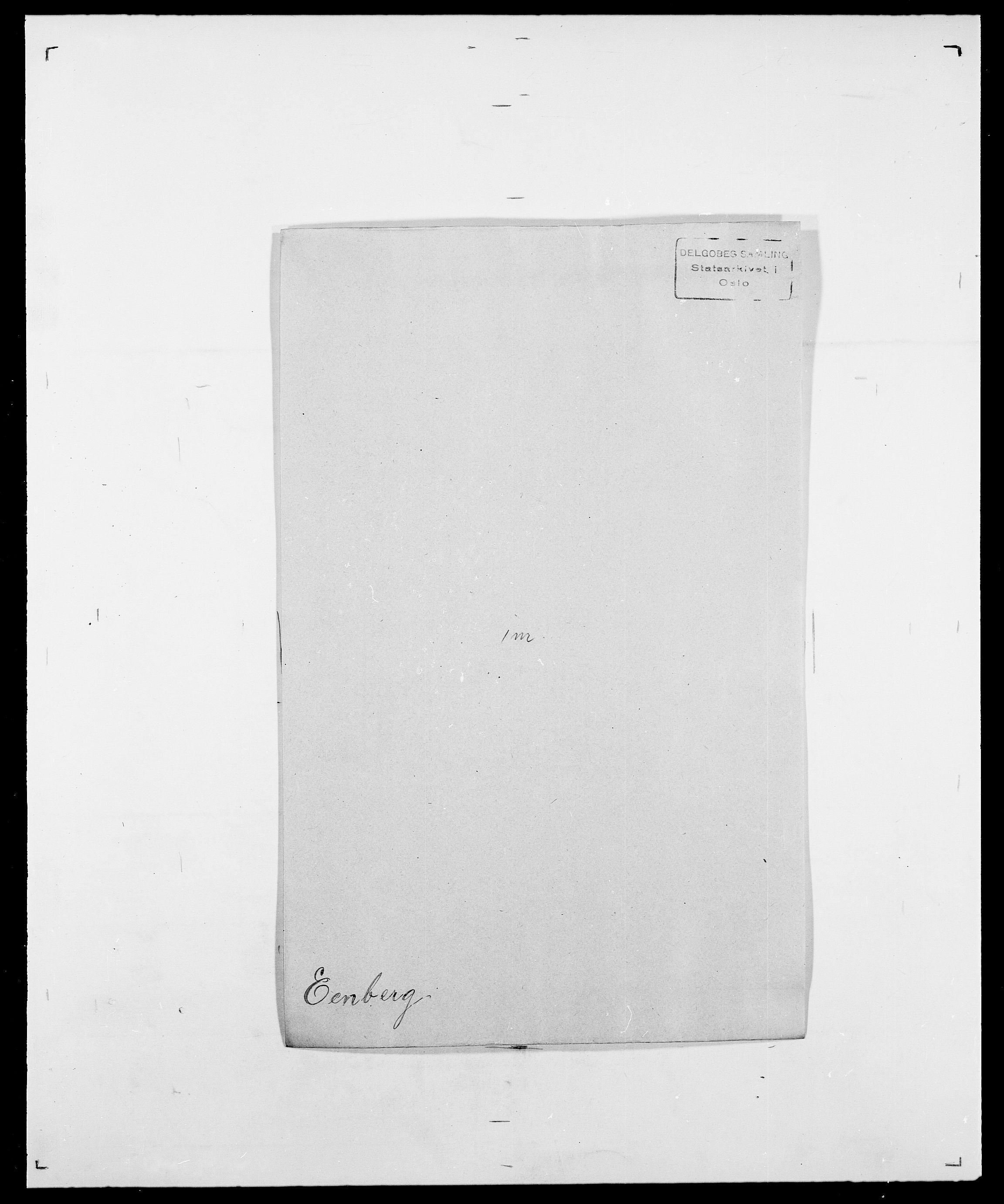 SAO, Delgobe, Charles Antoine - samling, D/Da/L0010: Dürendahl - Fagelund, s. 176