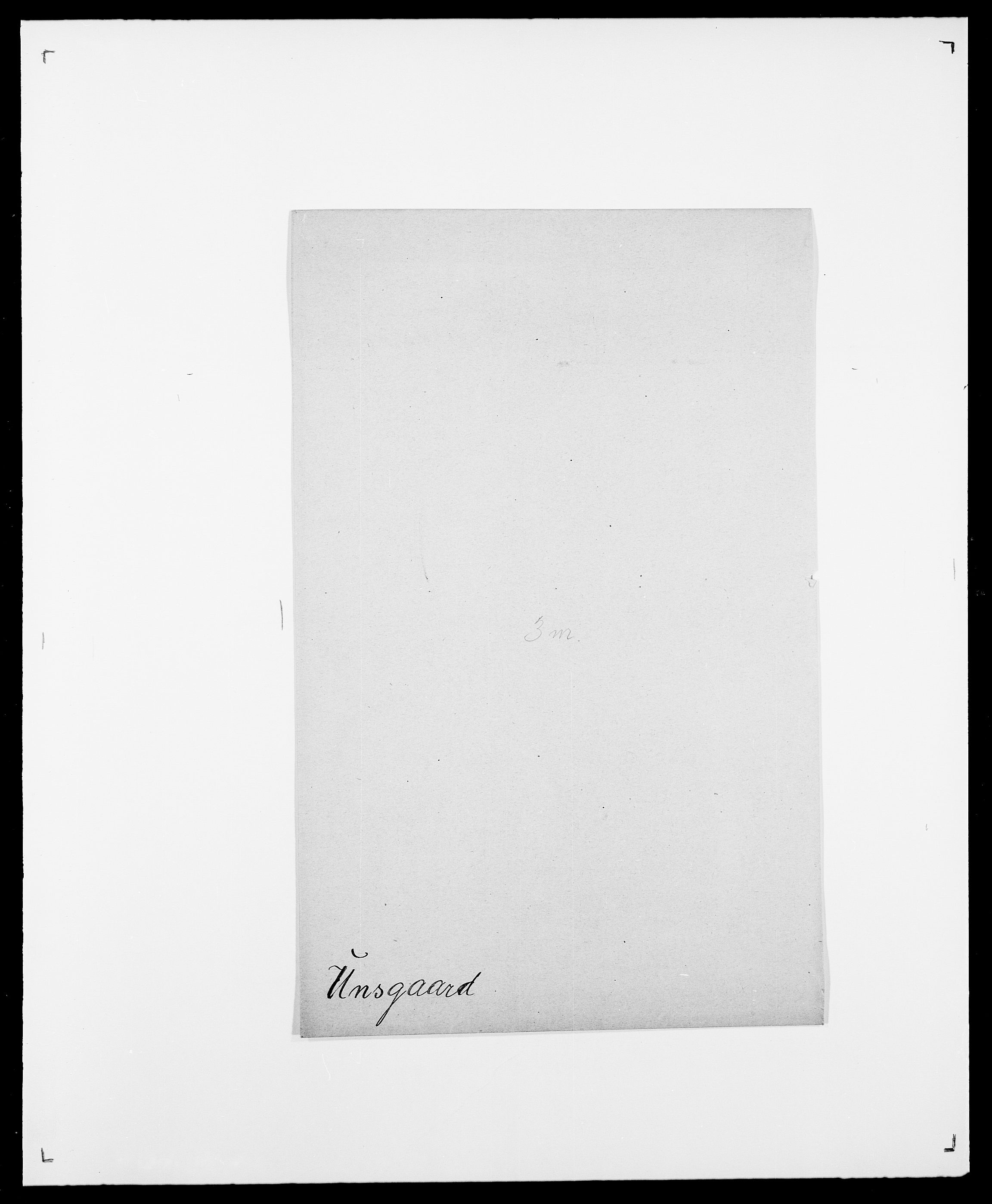 SAO, Delgobe, Charles Antoine - samling, D/Da/L0039: Thorsen - Urup, s. 738