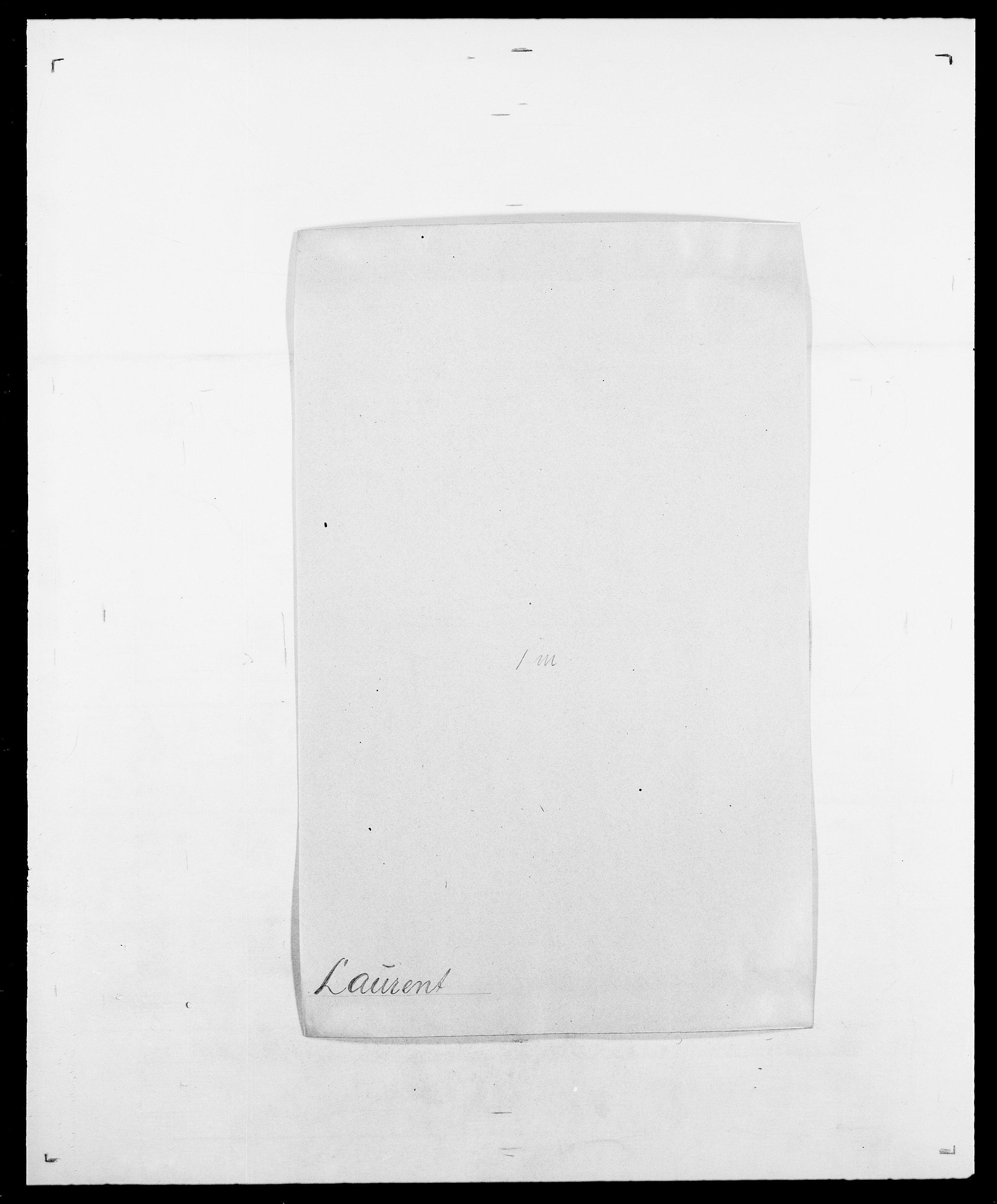 SAO, Delgobe, Charles Antoine - samling, D/Da/L0023: Lau - Lirvyn, s. 24