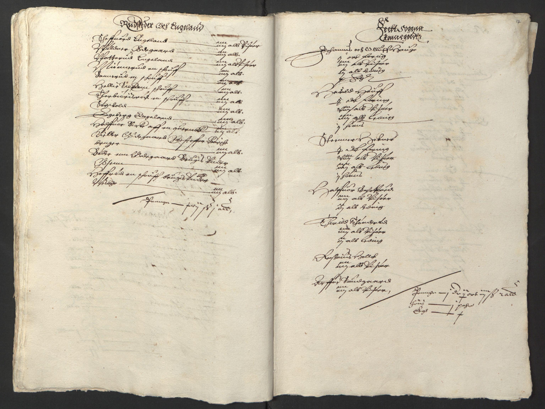RA, Stattholderembetet 1572-1771, Ek/L0001: Jordebøker før 1624 og til utligning av garnisonsskatt 1624-1626:, 1624-1625, s. 148