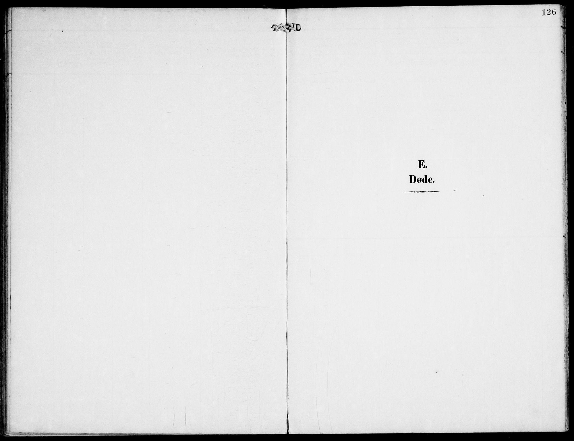 SAT, Ministerialprotokoller, klokkerbøker og fødselsregistre - Nord-Trøndelag, 745/L0430: Ministerialbok nr. 745A02, 1895-1913, s. 126