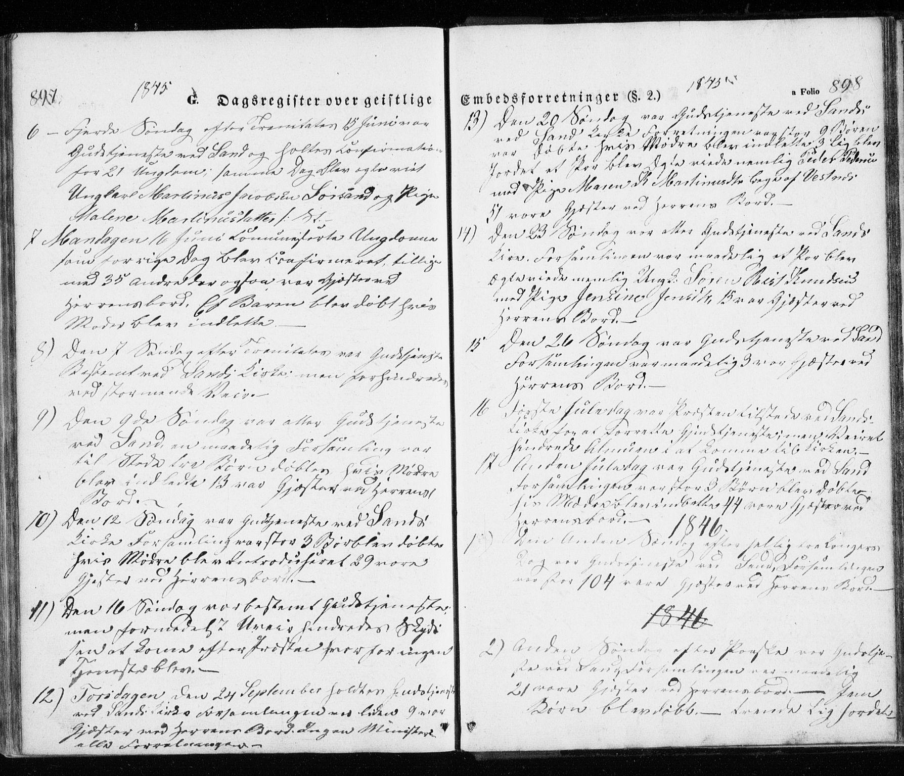 SATØ, Trondenes sokneprestkontor, H/Ha/L0010kirke: Ministerialbok nr. 10, 1840-1865, s. 897-898