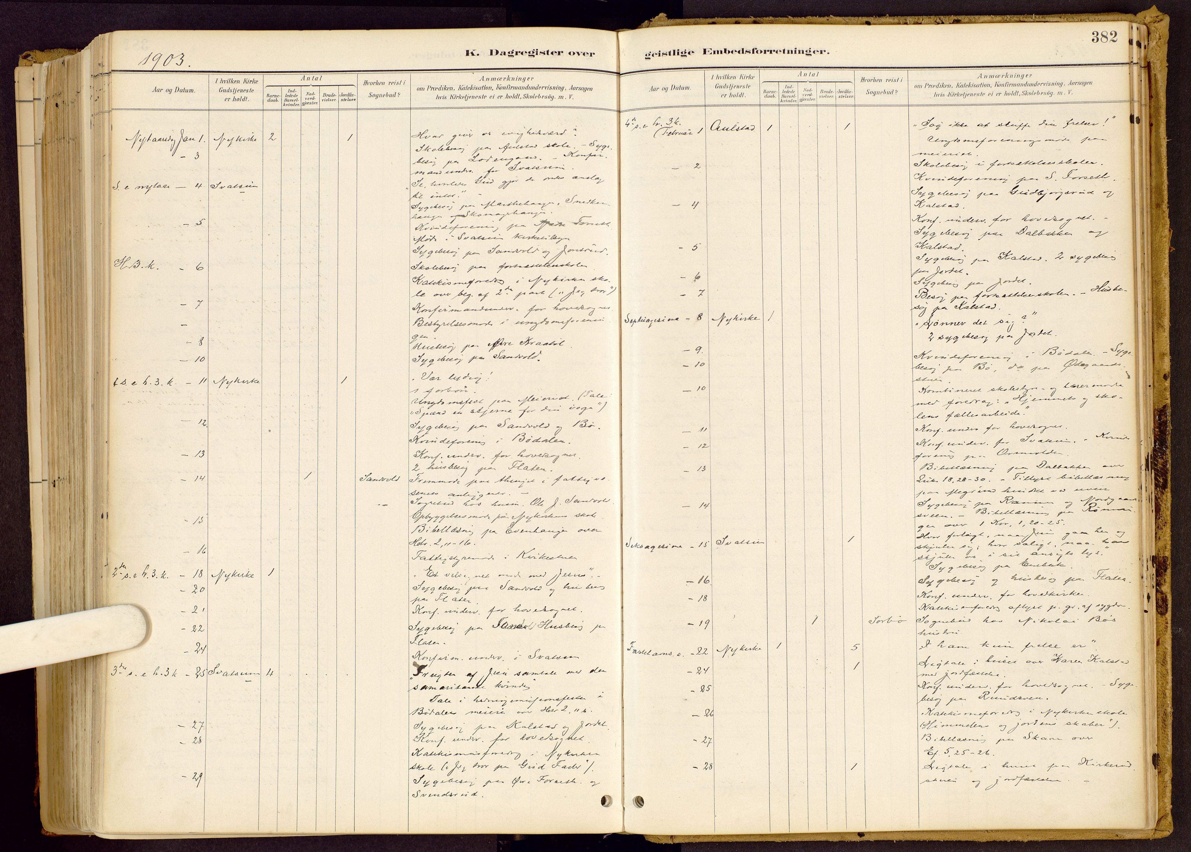 SAH, Vestre Gausdal prestekontor, Ministerialbok nr. 1, 1887-1914, s. 382