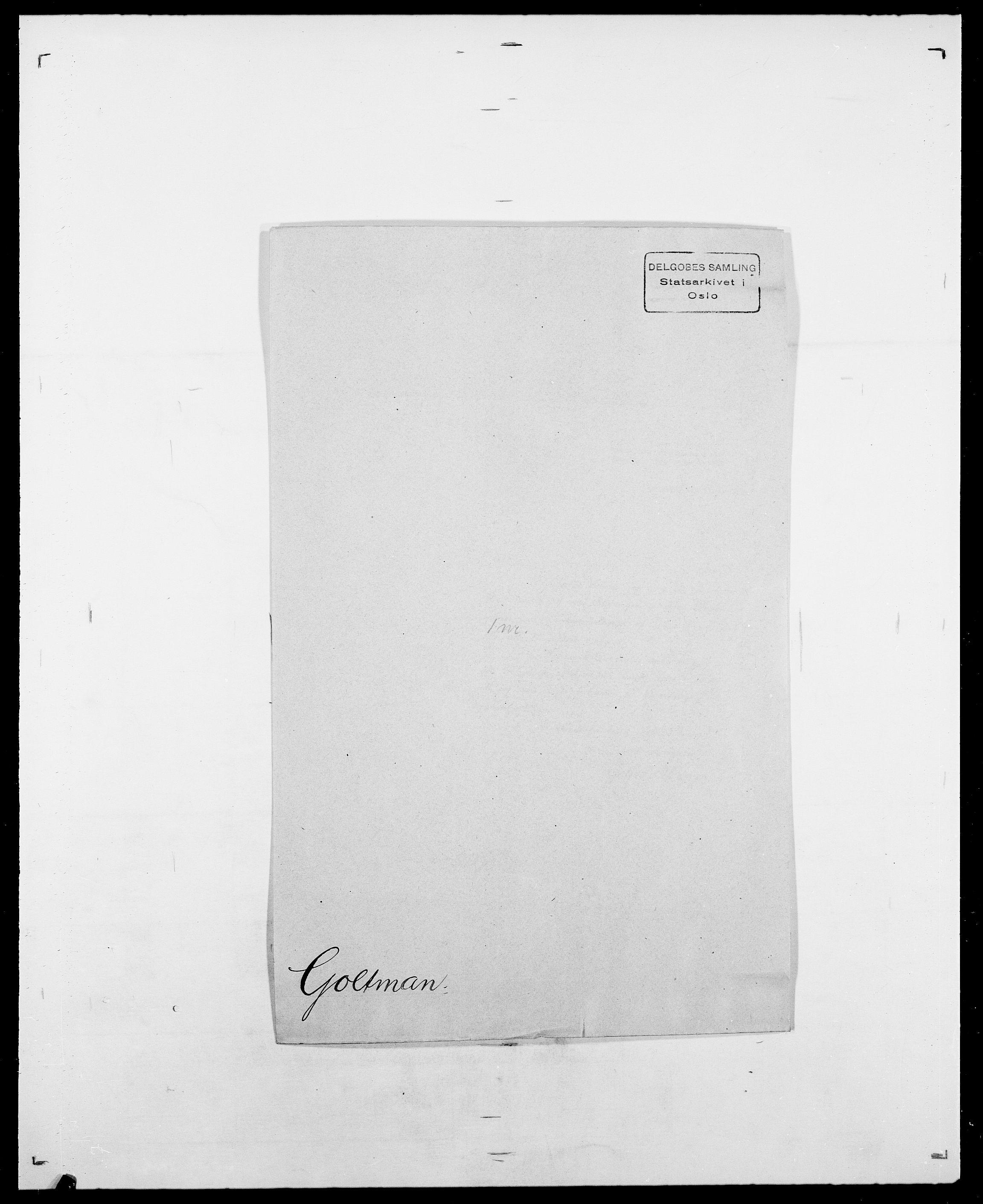 SAO, Delgobe, Charles Antoine - samling, D/Da/L0014: Giebdhausen - Grip, s. 373
