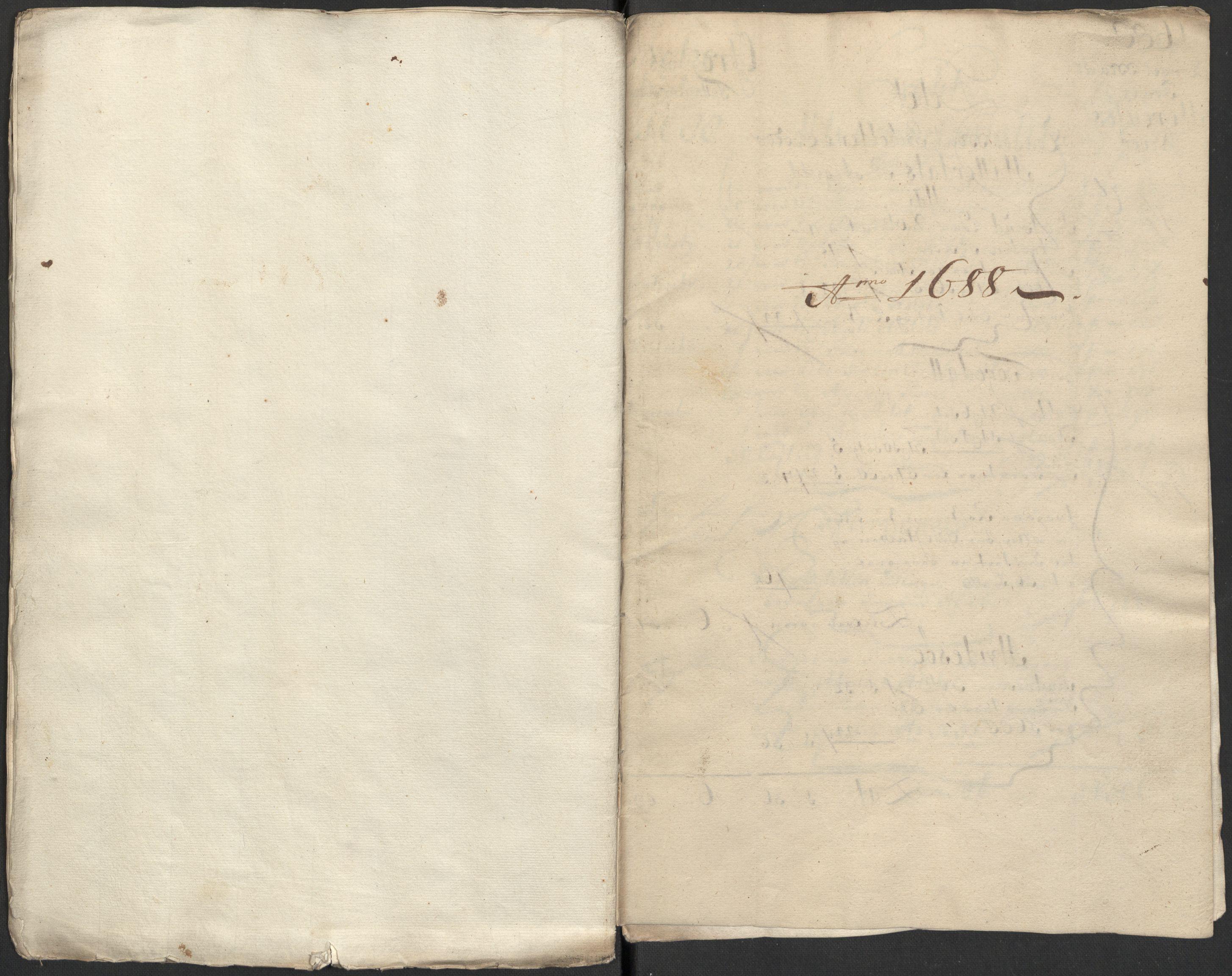 RA, Rentekammeret inntil 1814, Reviderte regnskaper, Fogderegnskap, R35/L2086: Fogderegnskap Øvre og Nedre Telemark, 1687-1689, s. 11