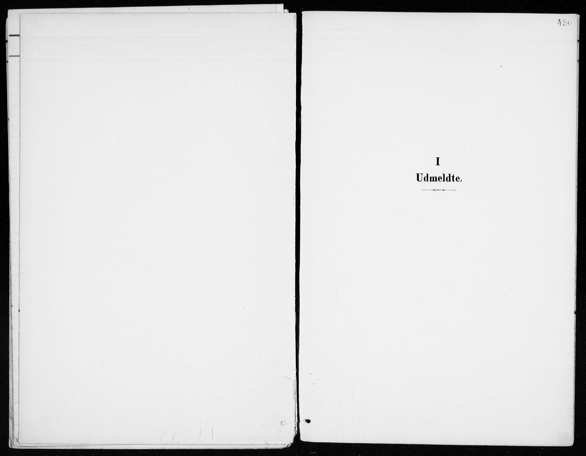 SAH, Vang prestekontor, Hedmark, H/Ha/Haa/L0021: Ministerialbok nr. 21, 1902-1917, s. 480