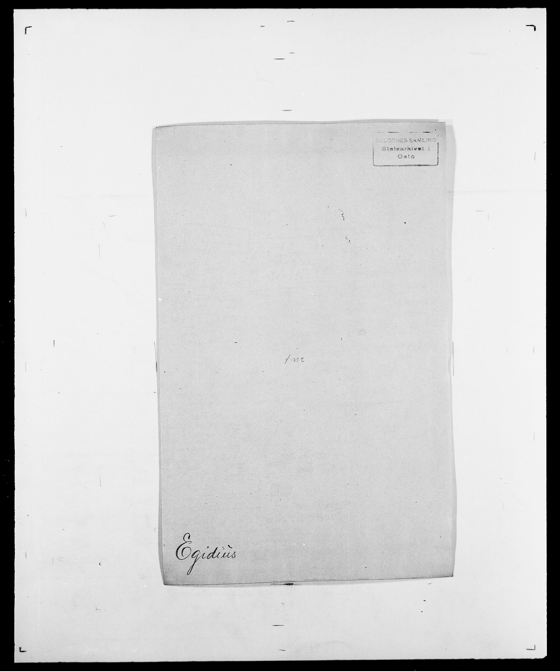 SAO, Delgobe, Charles Antoine - samling, D/Da/L0010: Dürendahl - Fagelund, s. 246