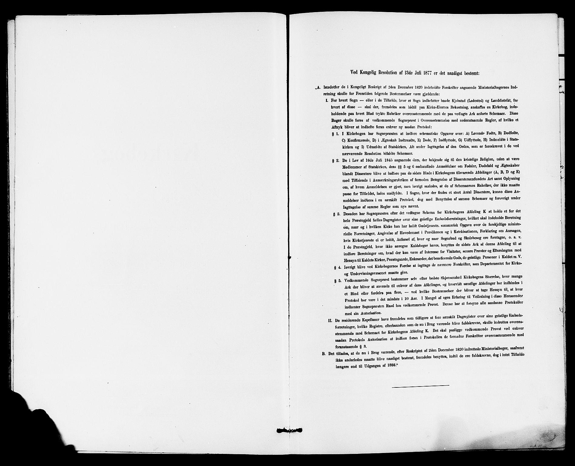 SAKO, Holla kirkebøker, G/Gb/L0002: Klokkerbok nr. II 2, 1897-1913