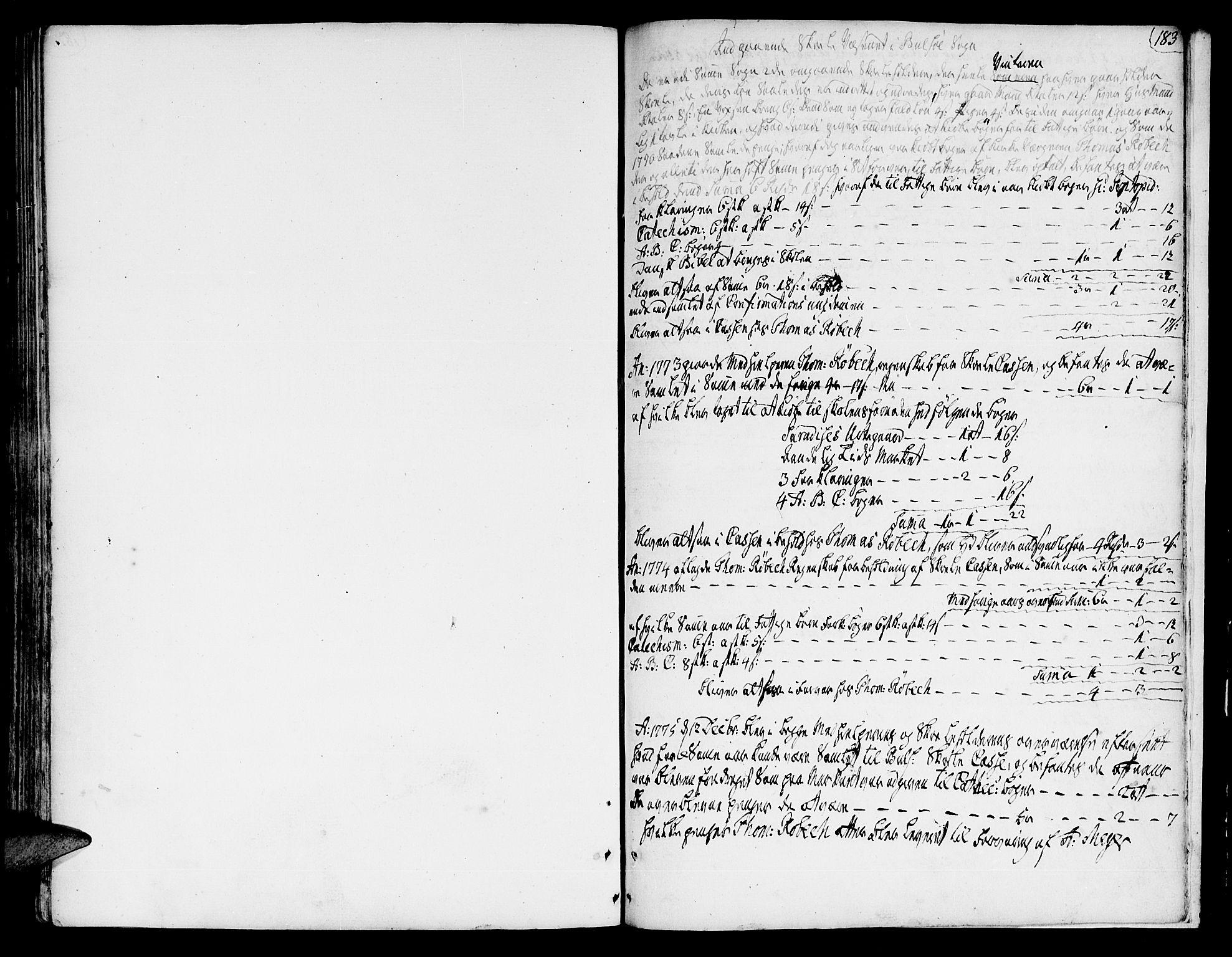 SAT, Ministerialprotokoller, klokkerbøker og fødselsregistre - Møre og Romsdal, 555/L0648: Ministerialbok nr. 555A01, 1759-1793, s. 183