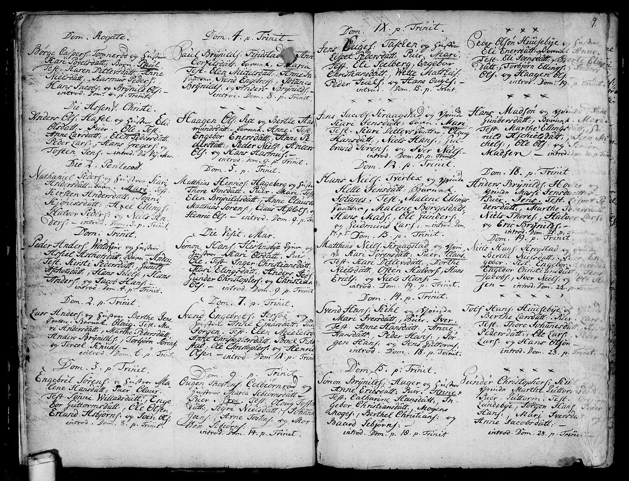 SAO, Råde prestekontor kirkebøker, F/Fa/L0002: Ministerialbok nr. 2, 1762-1806, s. 9