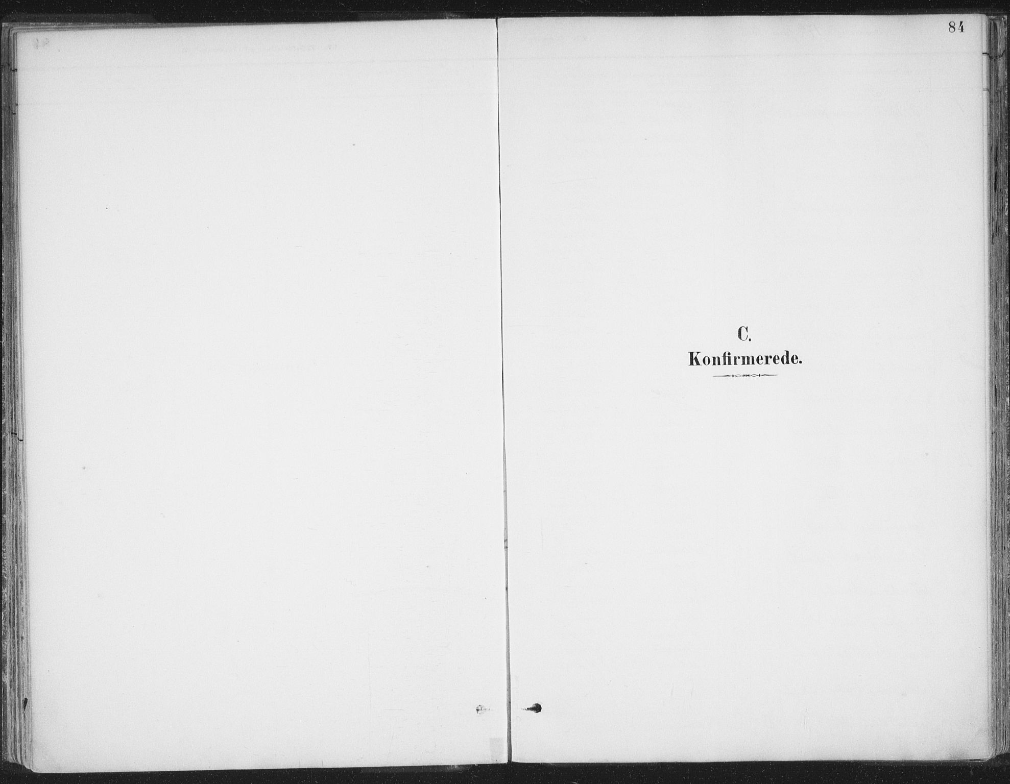 SATØ, Balsfjord sokneprestembete, Ministerialbok nr. 7, 1887-1909, s. 84