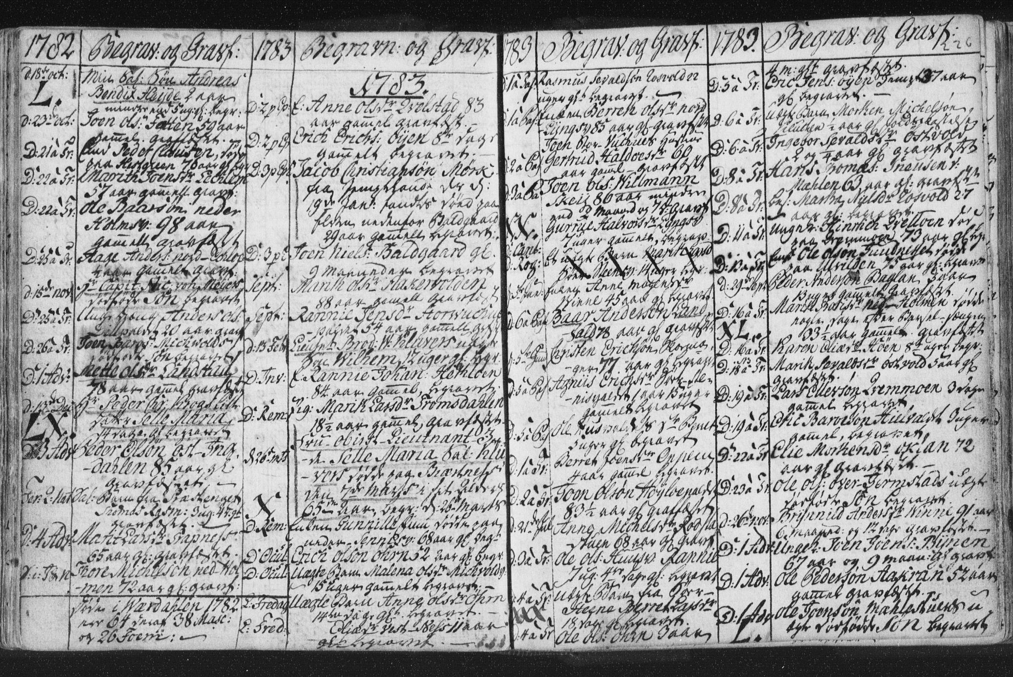 SAT, Ministerialprotokoller, klokkerbøker og fødselsregistre - Nord-Trøndelag, 723/L0232: Ministerialbok nr. 723A03, 1781-1804, s. 226