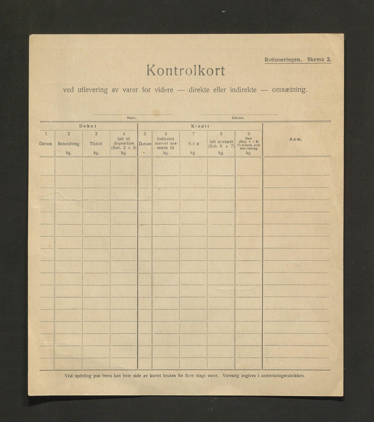 IKAH, Varaldsøy kommune. Mundheim provianteringsråd, Y/Ya/L0001: Rundskriv og meldingar, 1918-1921