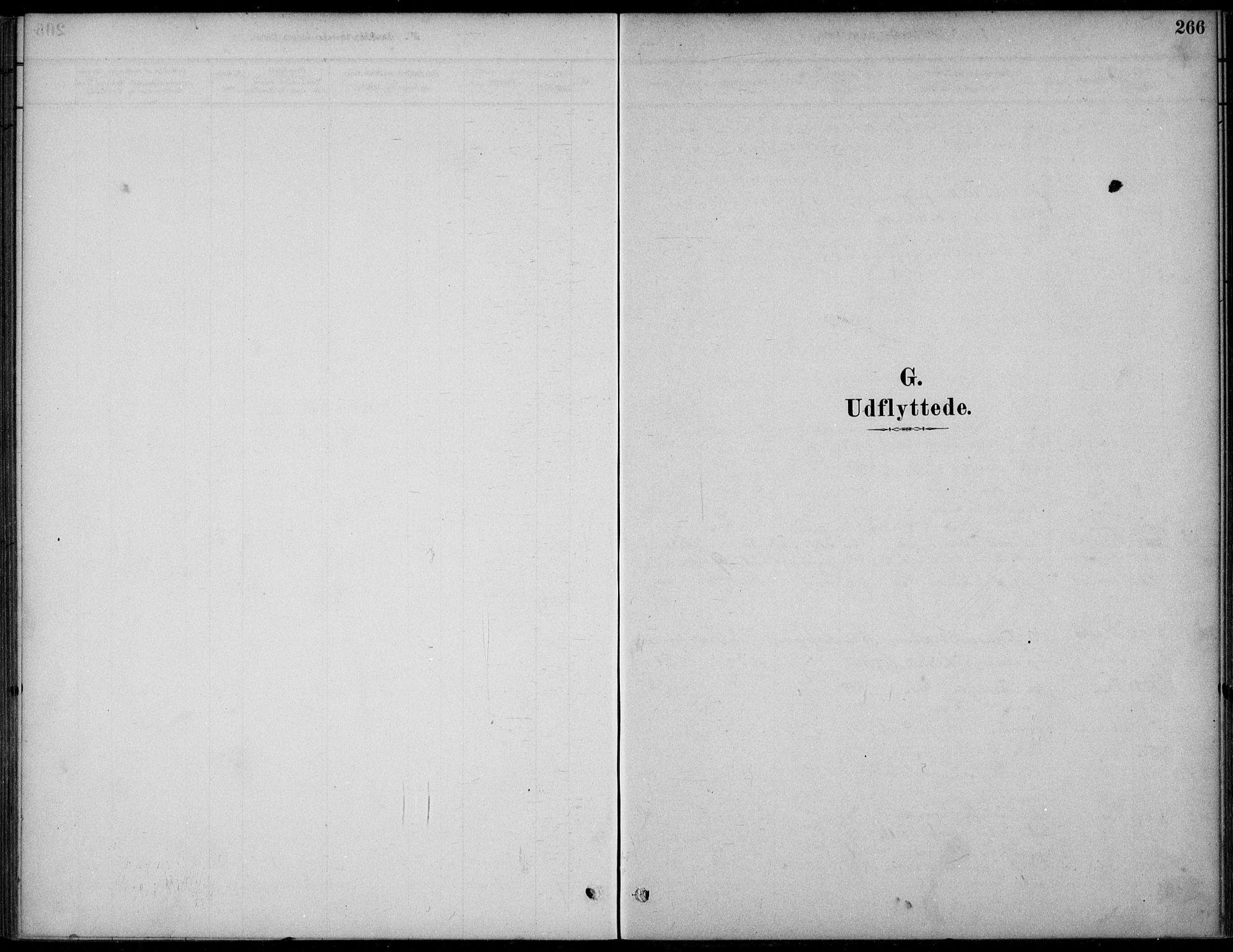 SAKO, Hjartdal kirkebøker, F/Fc/L0002: Ministerialbok nr. III 2, 1880-1936, s. 266
