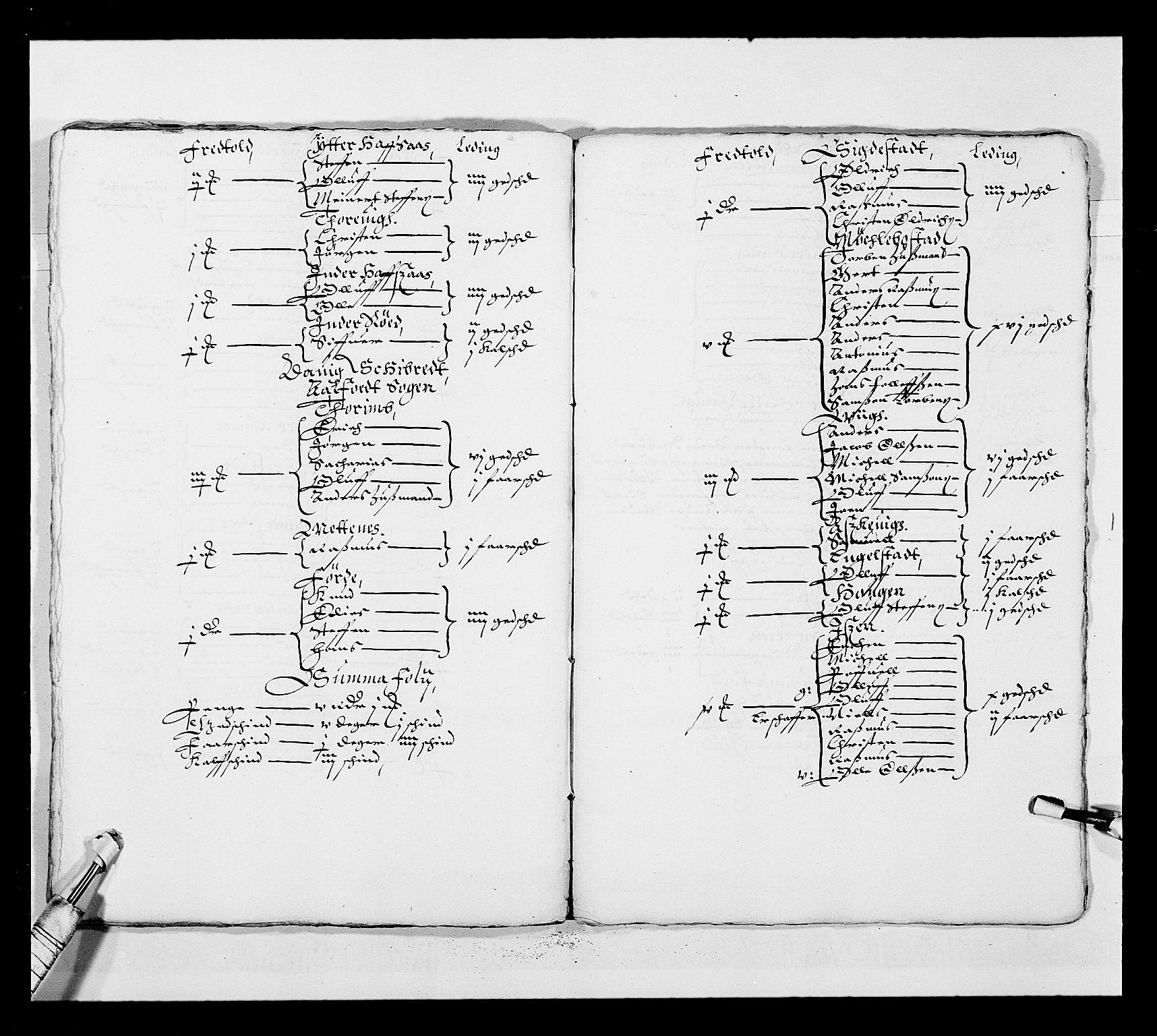 RA, Stattholderembetet 1572-1771, Ek/L0025: Jordebøker 1633-1658:, 1645-1646, s. 219