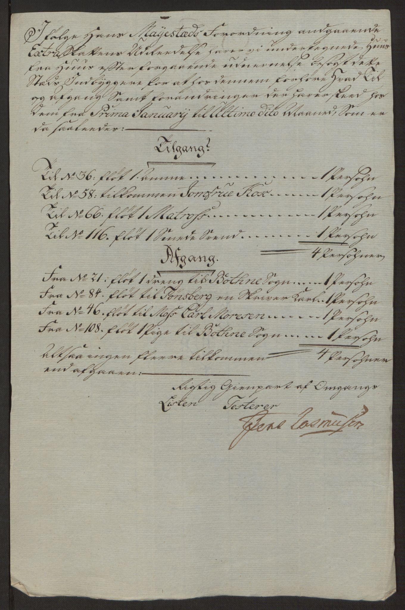 RA, Rentekammeret inntil 1814, Reviderte regnskaper, Byregnskaper, R/Rh/L0163: [H4] Kontribusjonsregnskap, 1762-1772, s. 259