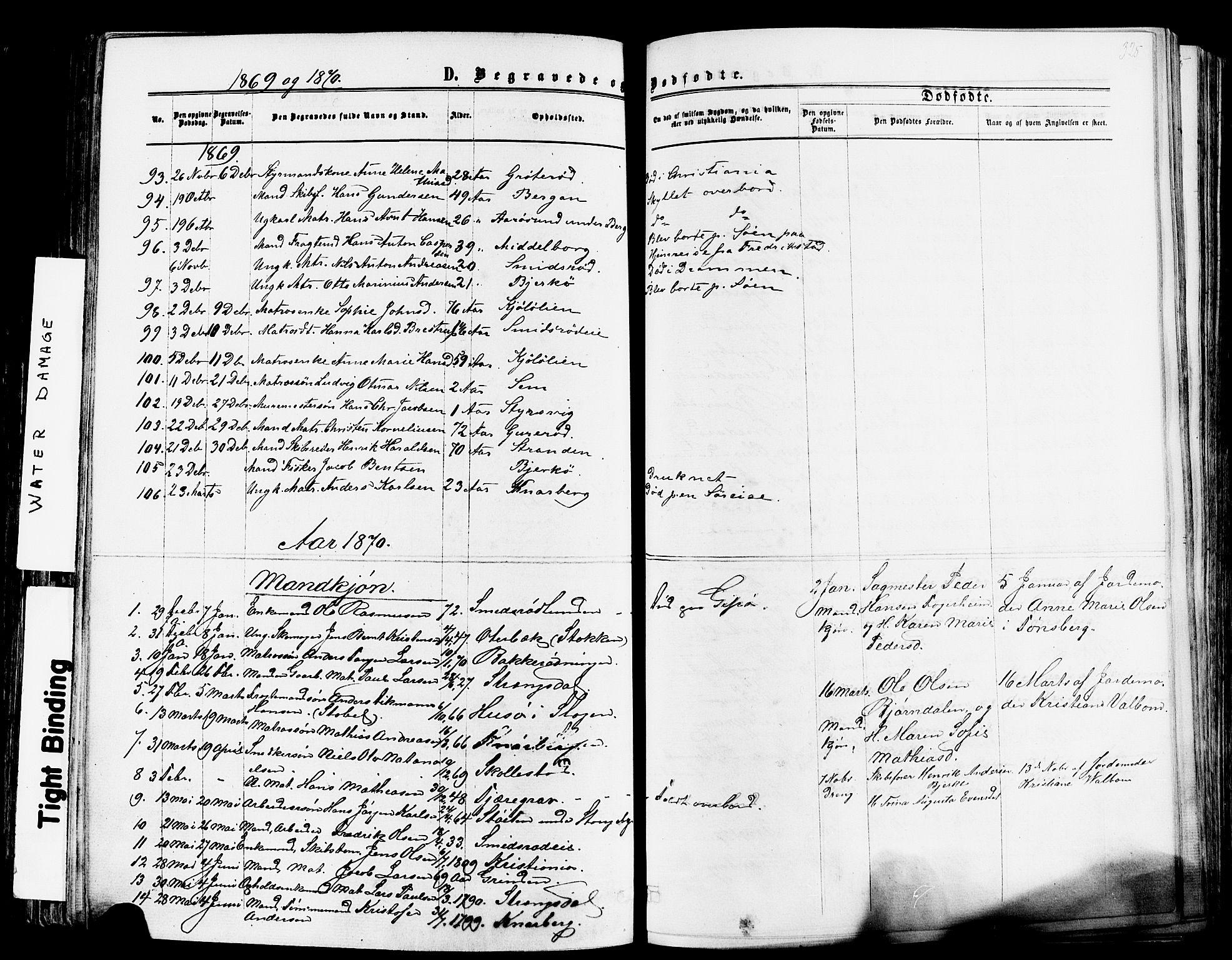 SAKO, Nøtterøy kirkebøker, F/Fa/L0007: Ministerialbok nr. I 7, 1865-1877, s. 325