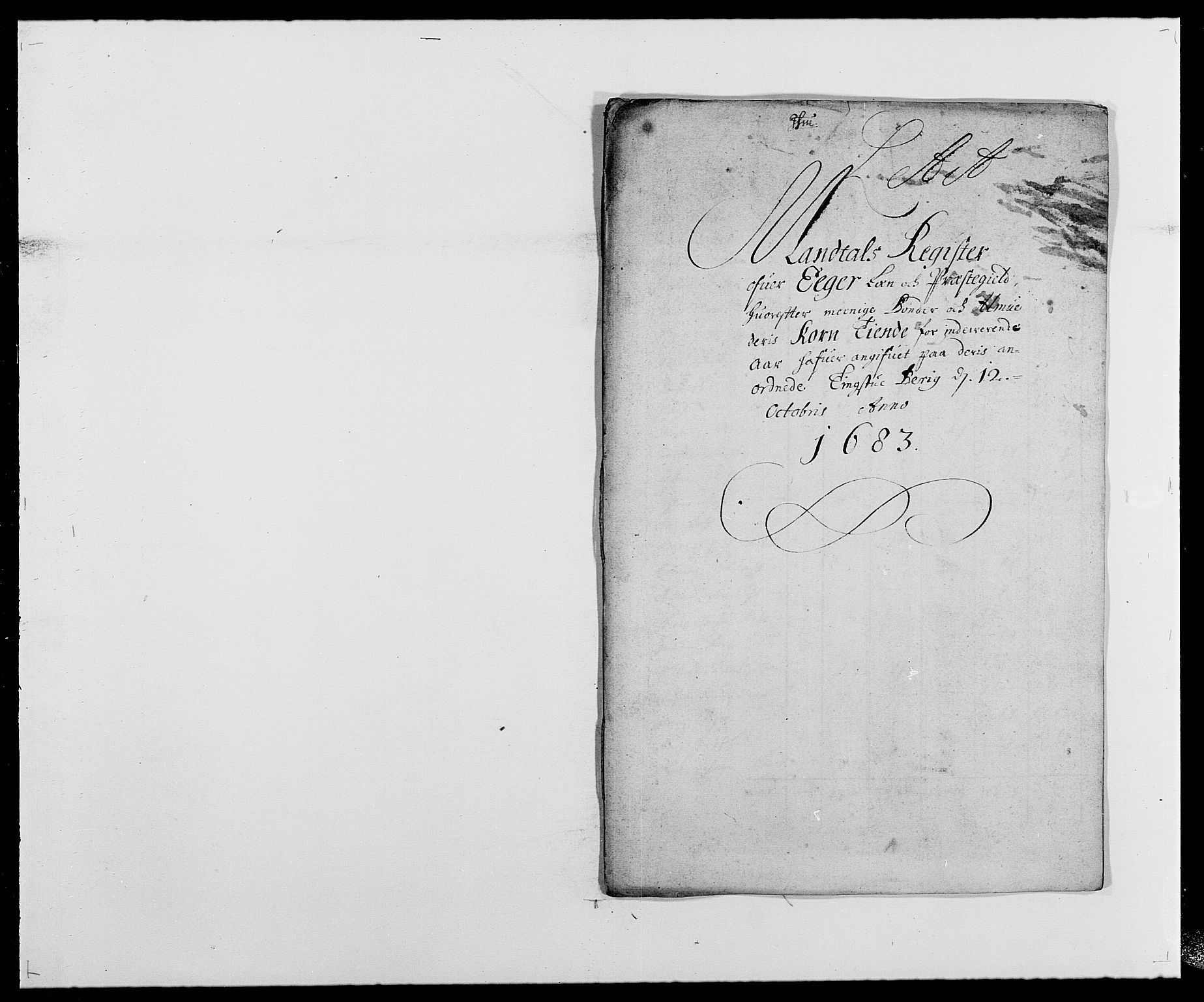 RA, Rentekammeret inntil 1814, Reviderte regnskaper, Fogderegnskap, R26/L1684: Fogderegnskap Eiker, 1679-1686, s. 345
