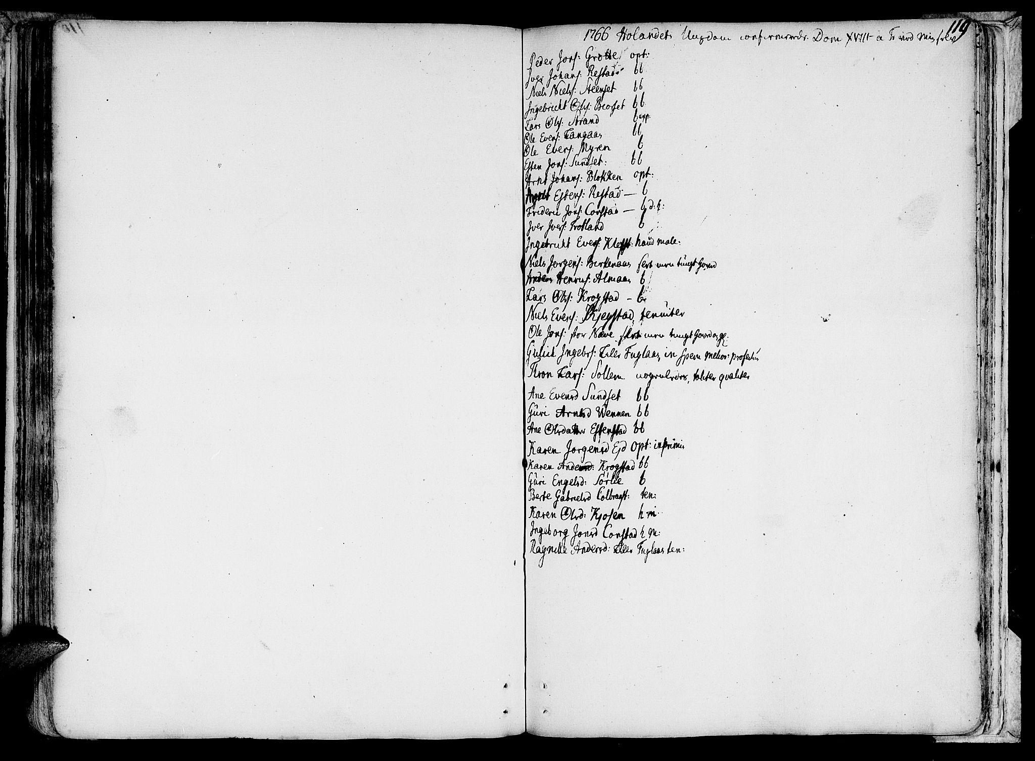 SAT, Ministerialprotokoller, klokkerbøker og fødselsregistre - Sør-Trøndelag, 691/L1060: Ministerialbok nr. 691A01 /4, 1740-1767, s. 114
