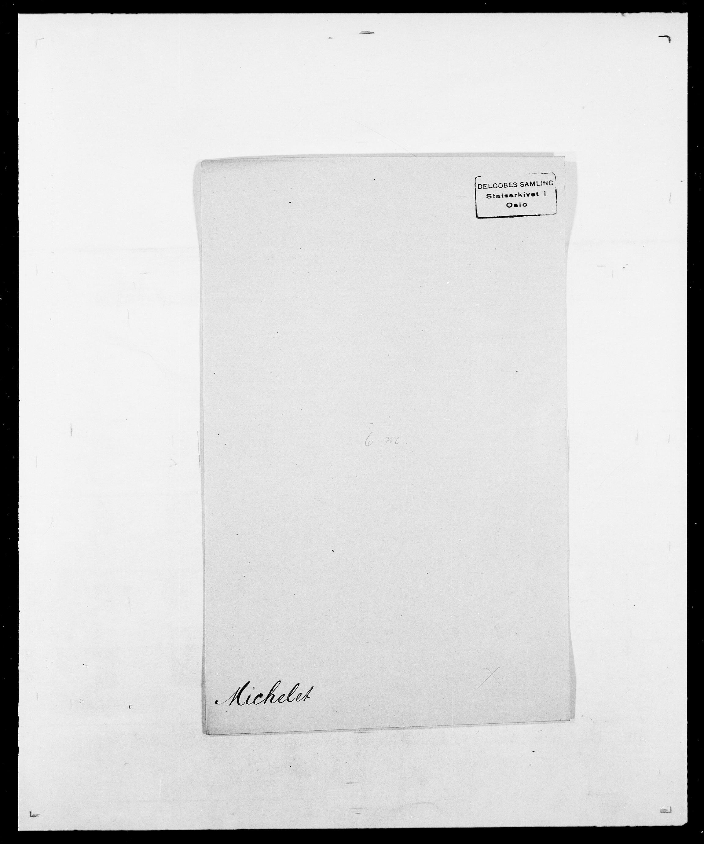 SAO, Delgobe, Charles Antoine - samling, D/Da/L0026: Mechelby - Montoppidan, s. 514