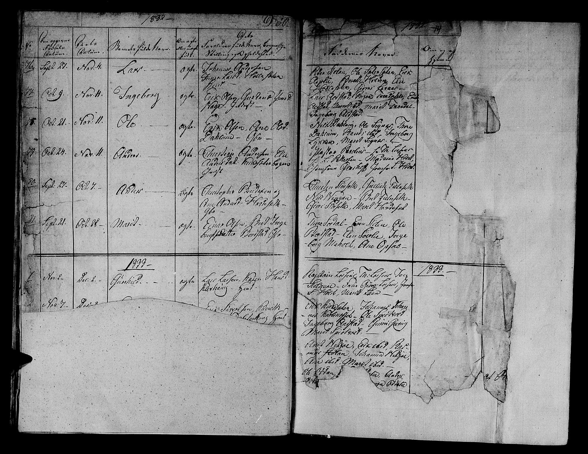SAT, Ministerialprotokoller, klokkerbøker og fødselsregistre - Sør-Trøndelag, 630/L0492: Ministerialbok nr. 630A05, 1830-1840, s. 14
