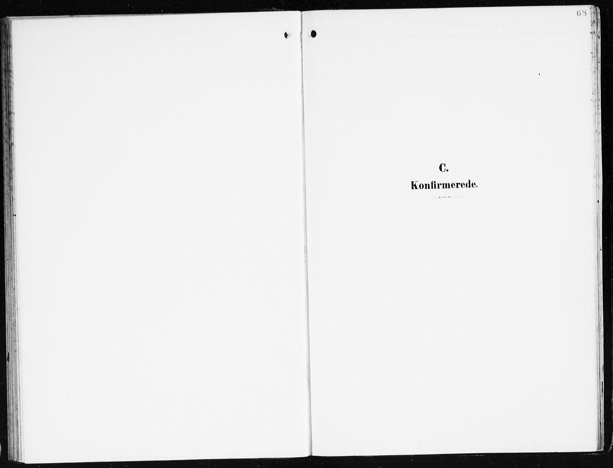 SAB, Eid Sokneprestembete, H/Haa: Ministerialbok nr. C 2, 1899-1927, s. 68