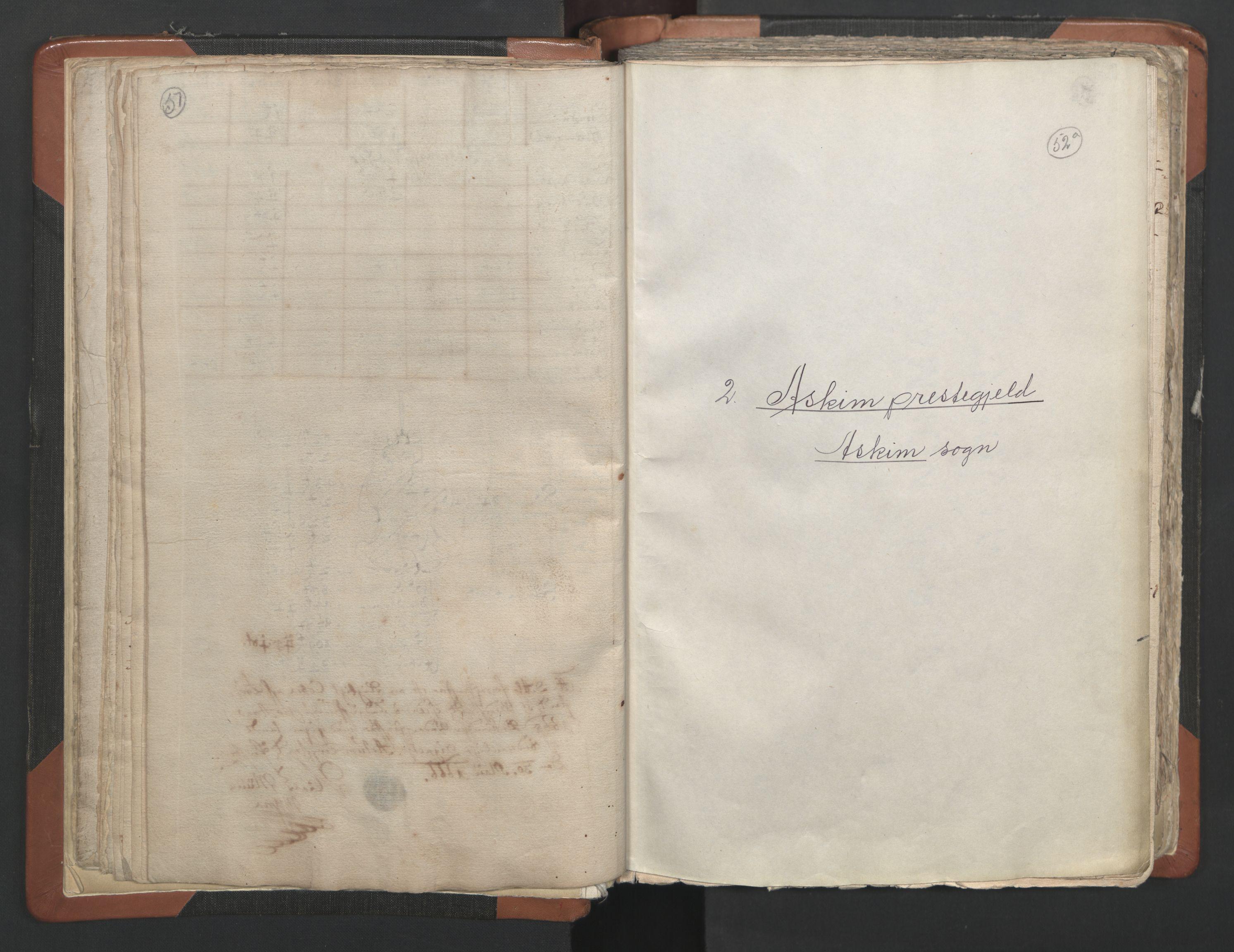 RA, Sogneprestenes manntall 1664-1666, nr. 2: Øvre Borgesyssel prosti, 1664-1666, s. 51-52a