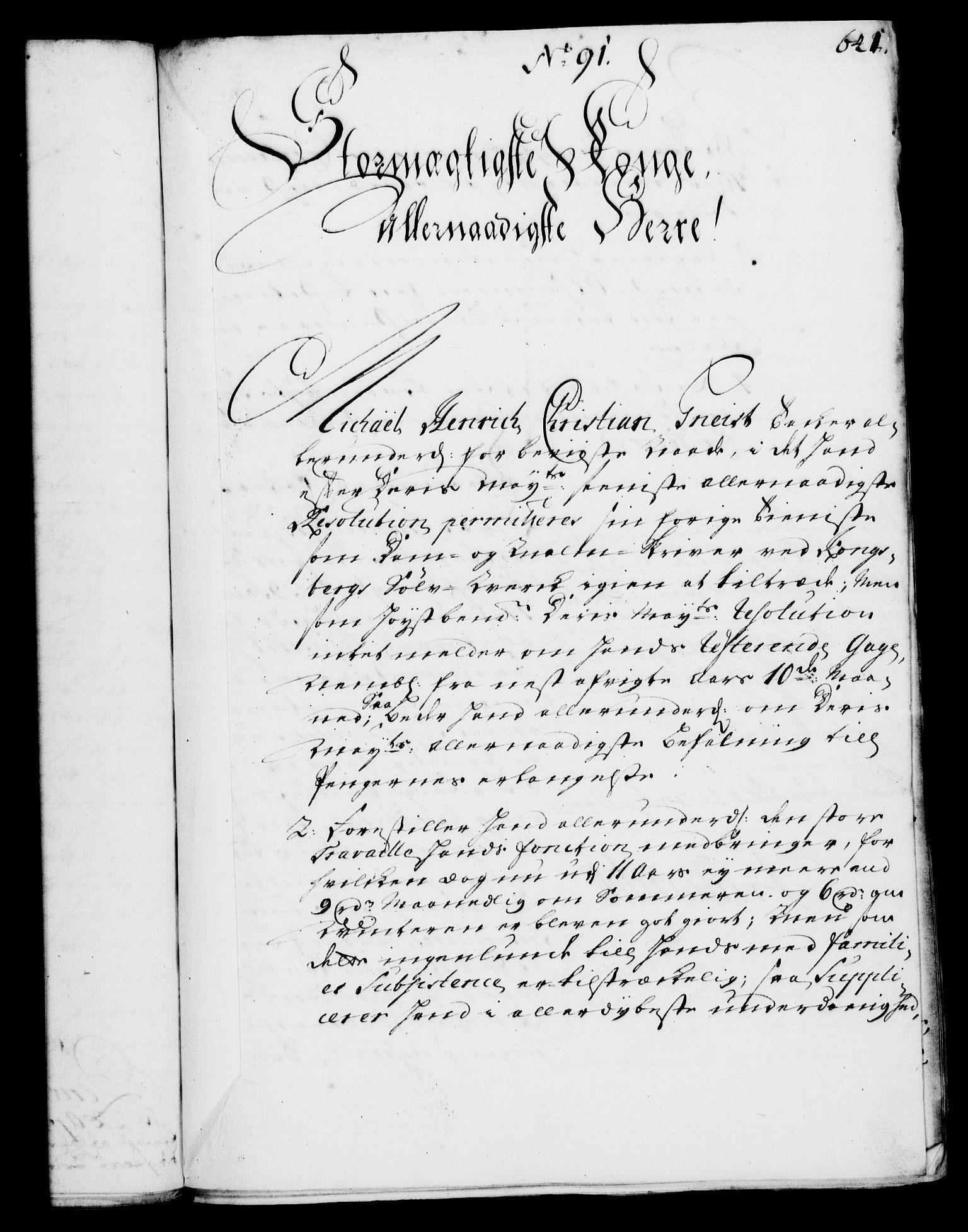 RA, Rentekammeret, Kammerkanselliet, G/Gf/Gfa/L0002: Norsk relasjons- og resolusjonsprotokoll (merket RK 52.2), 1720, s. 622