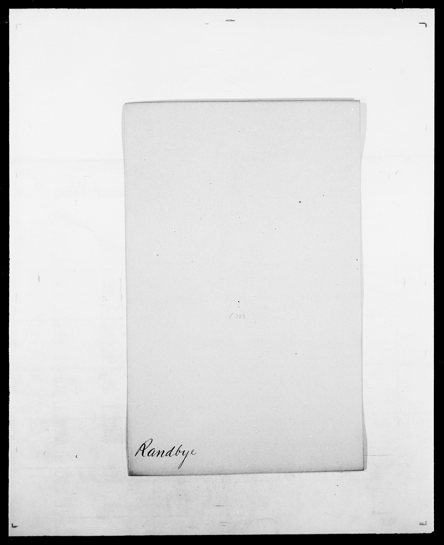 SAO, Delgobe, Charles Antoine - samling, D/Da/L0032: Rabakovsky - Rivertz, s. 101