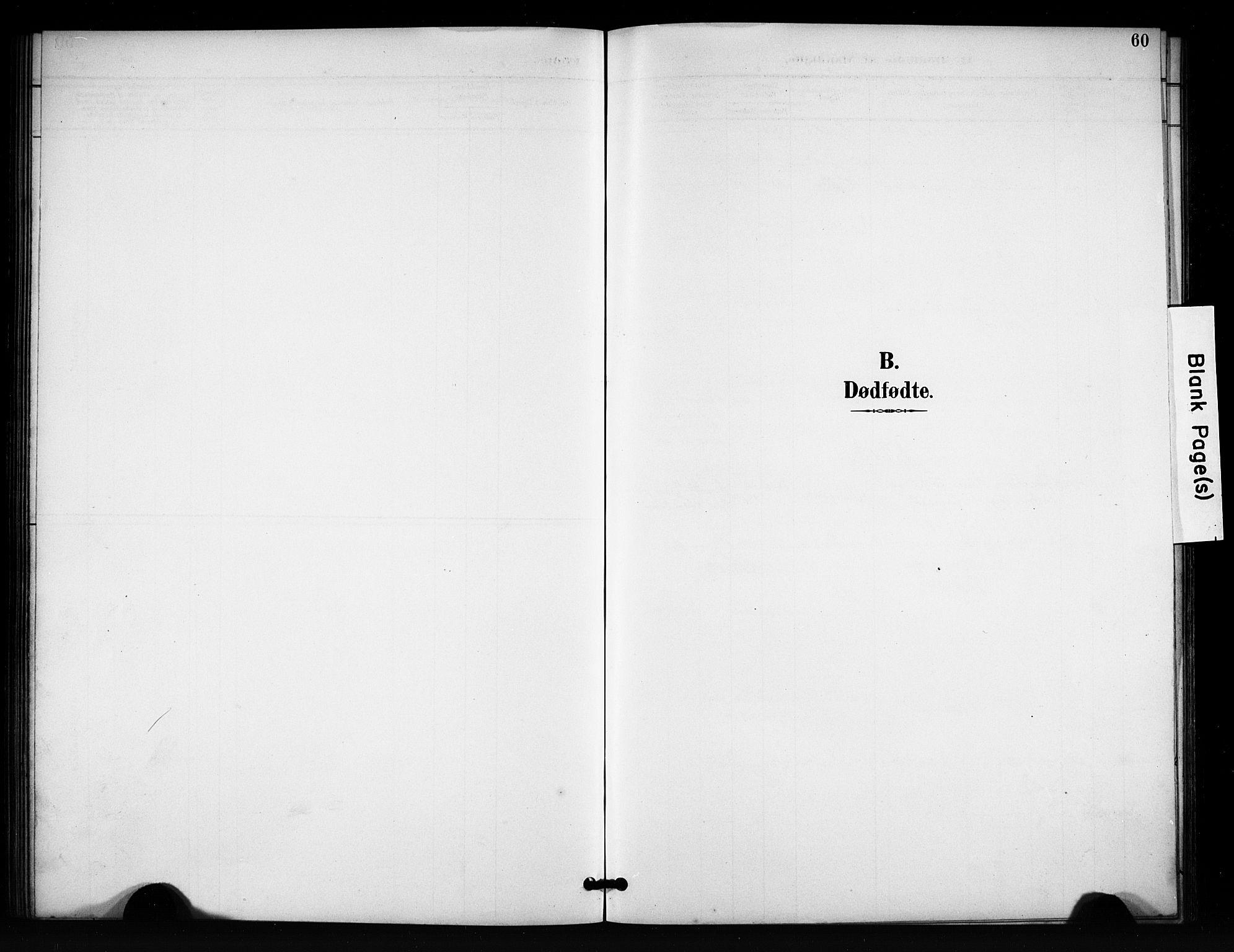 SAH, Vang prestekontor, Valdres, Klokkerbok nr. 7, 1893-1924, s. 60