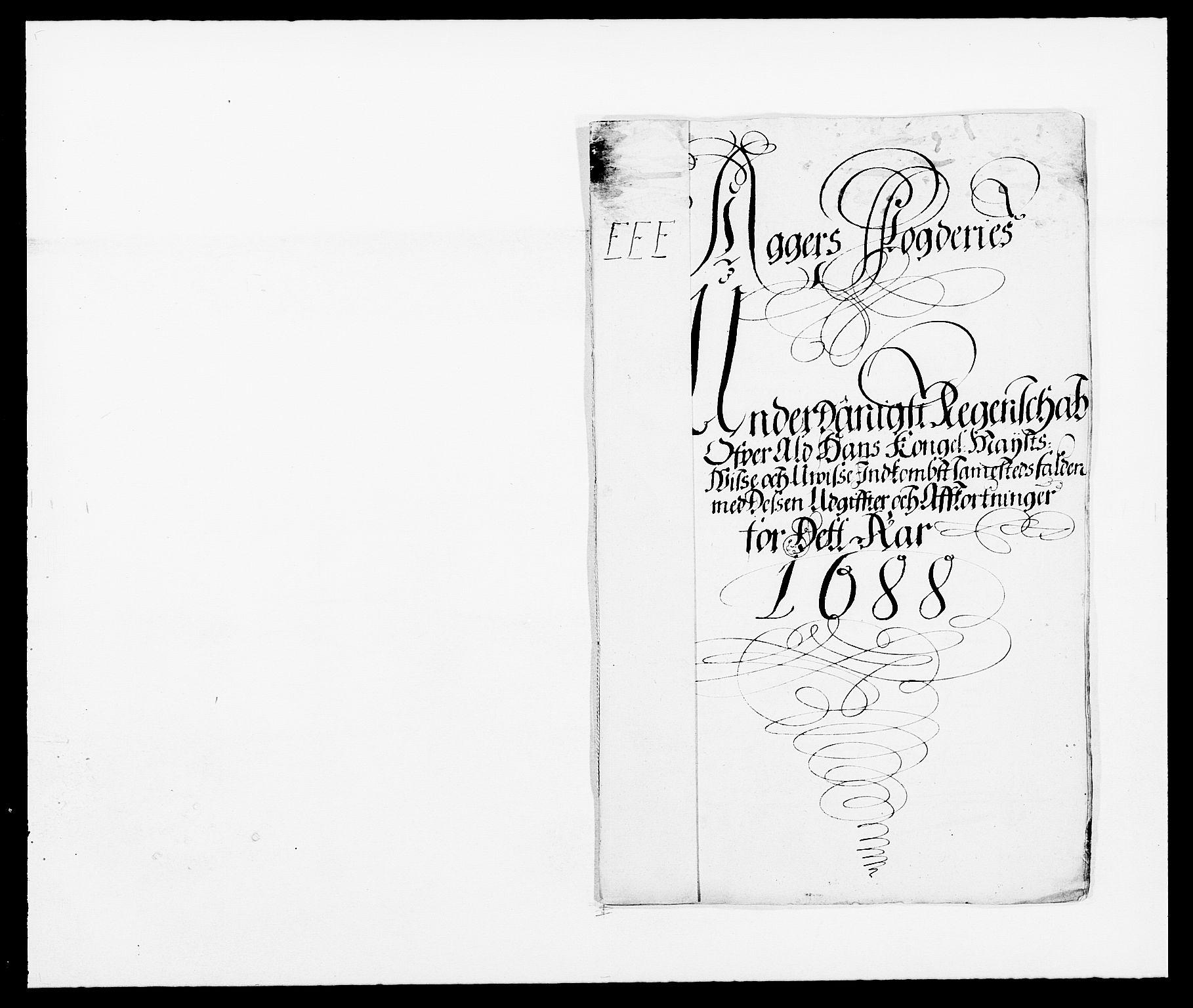 RA, Rentekammeret inntil 1814, Reviderte regnskaper, Fogderegnskap, R08/L0422: Fogderegnskap Aker, 1684-1686, s. 262