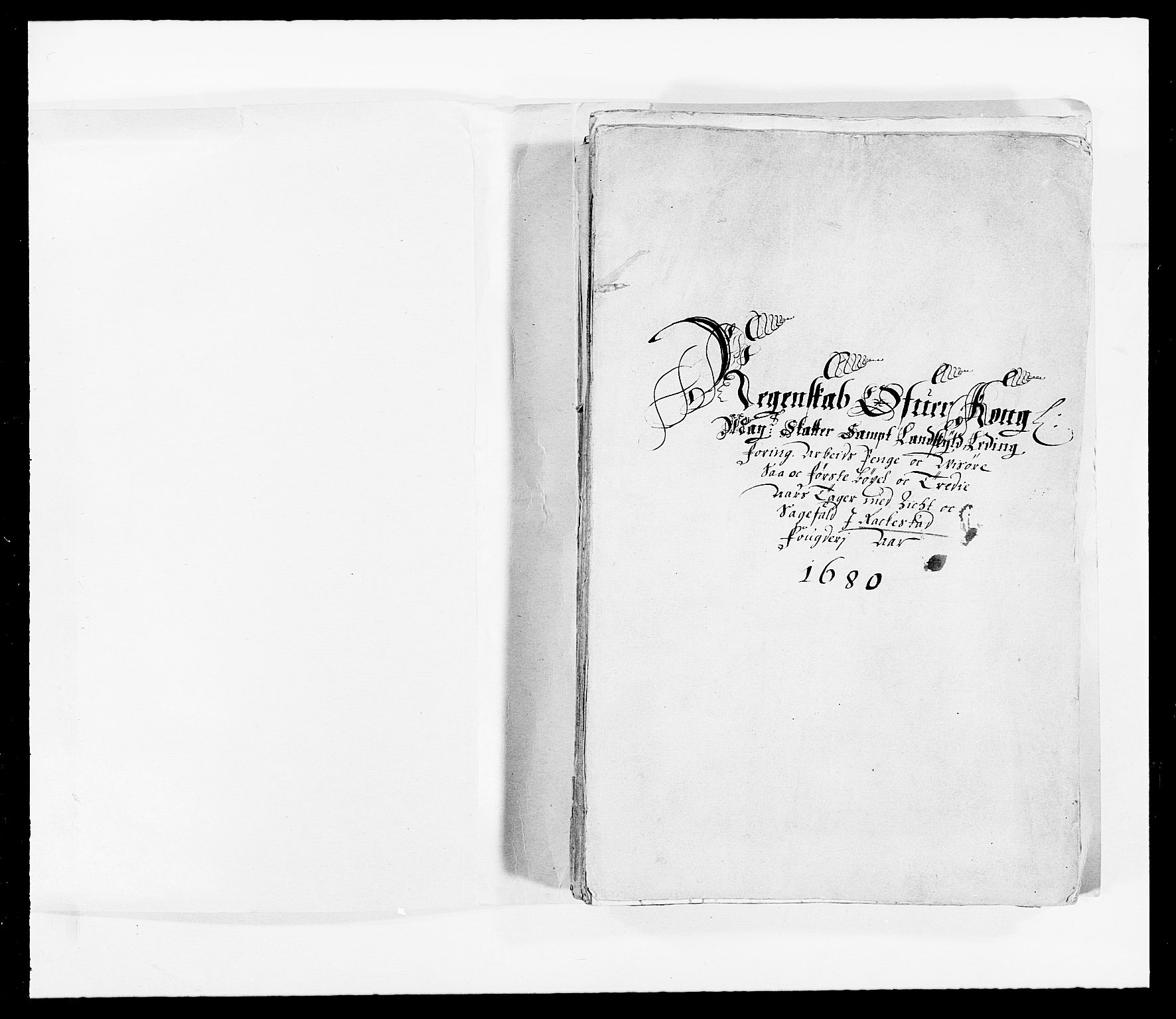 RA, Rentekammeret inntil 1814, Reviderte regnskaper, Fogderegnskap, R05/L0272: Fogderegnskap Rakkestad, 1680-1681, s. 2