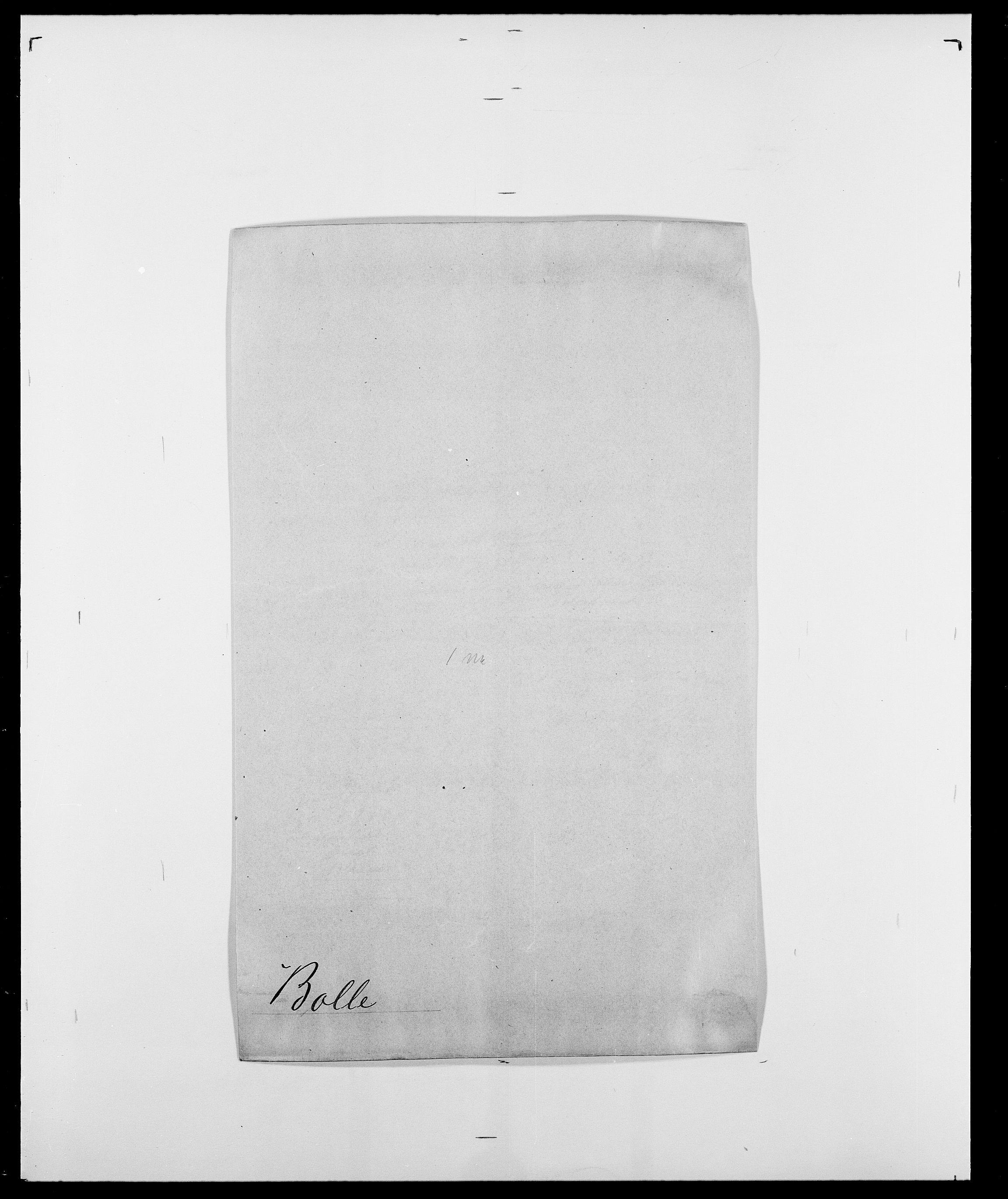 SAO, Delgobe, Charles Antoine - samling, D/Da/L0005: Boalth - Brahm, s. 83