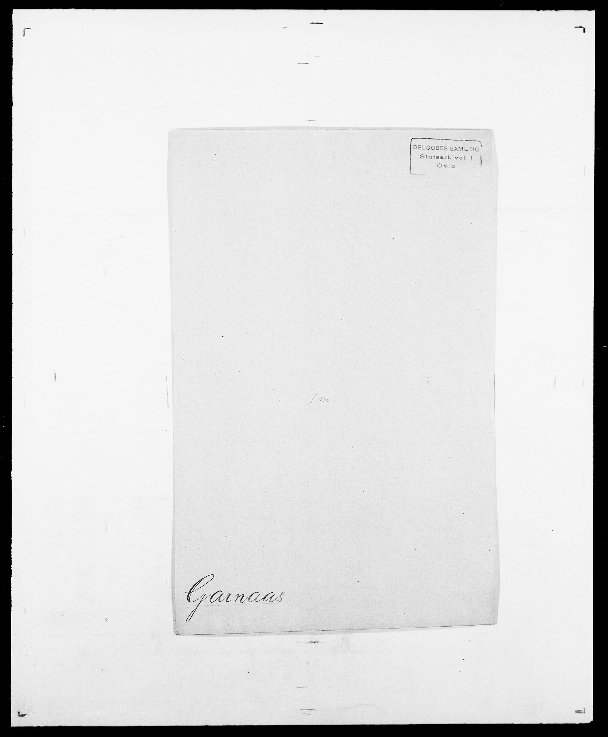 SAO, Delgobe, Charles Antoine - samling, D/Da/L0013: Forbos - Geving, s. 524