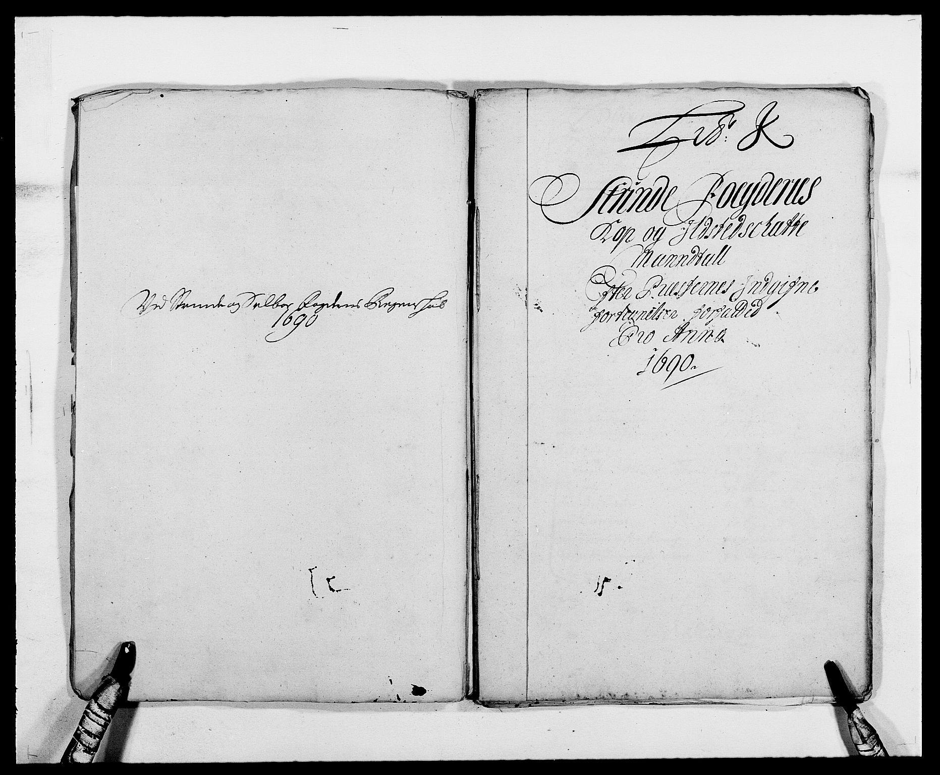 RA, Rentekammeret inntil 1814, Reviderte regnskaper, Fogderegnskap, R61/L4102: Fogderegnskap Strinda og Selbu, 1689-1690, s. 222