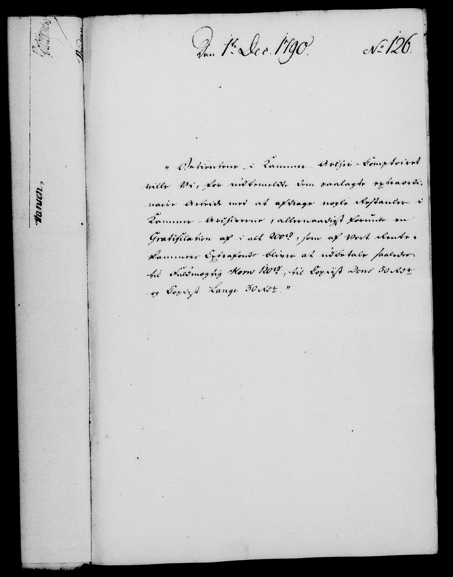 RA, Rentekammeret, Kammerkanselliet, G/Gf/Gfa/L0072: Norsk relasjons- og resolusjonsprotokoll (merket RK 52.72), 1790, s. 798