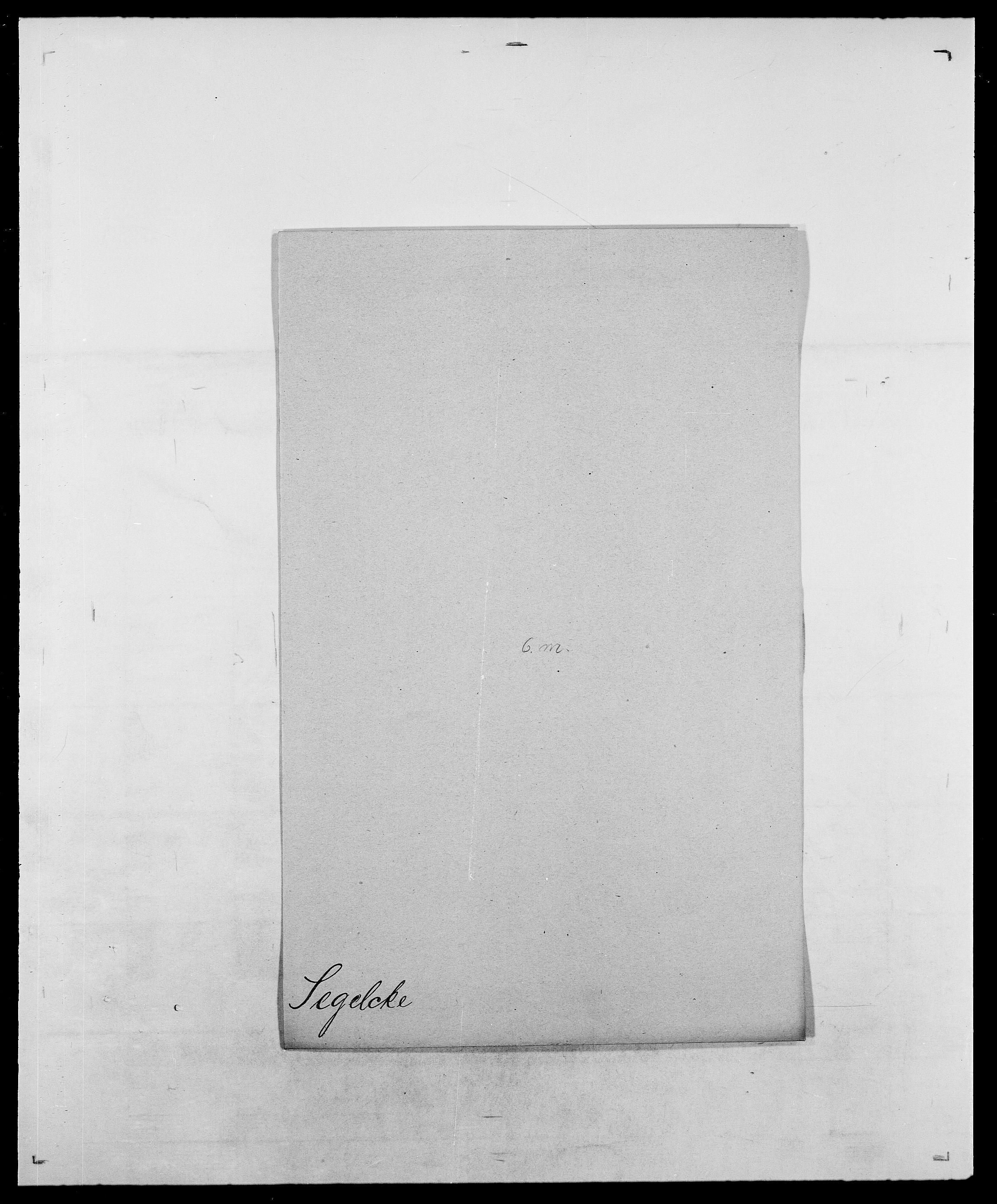 SAO, Delgobe, Charles Antoine - samling, D/Da/L0035: Schnabel - sjetman, s. 578