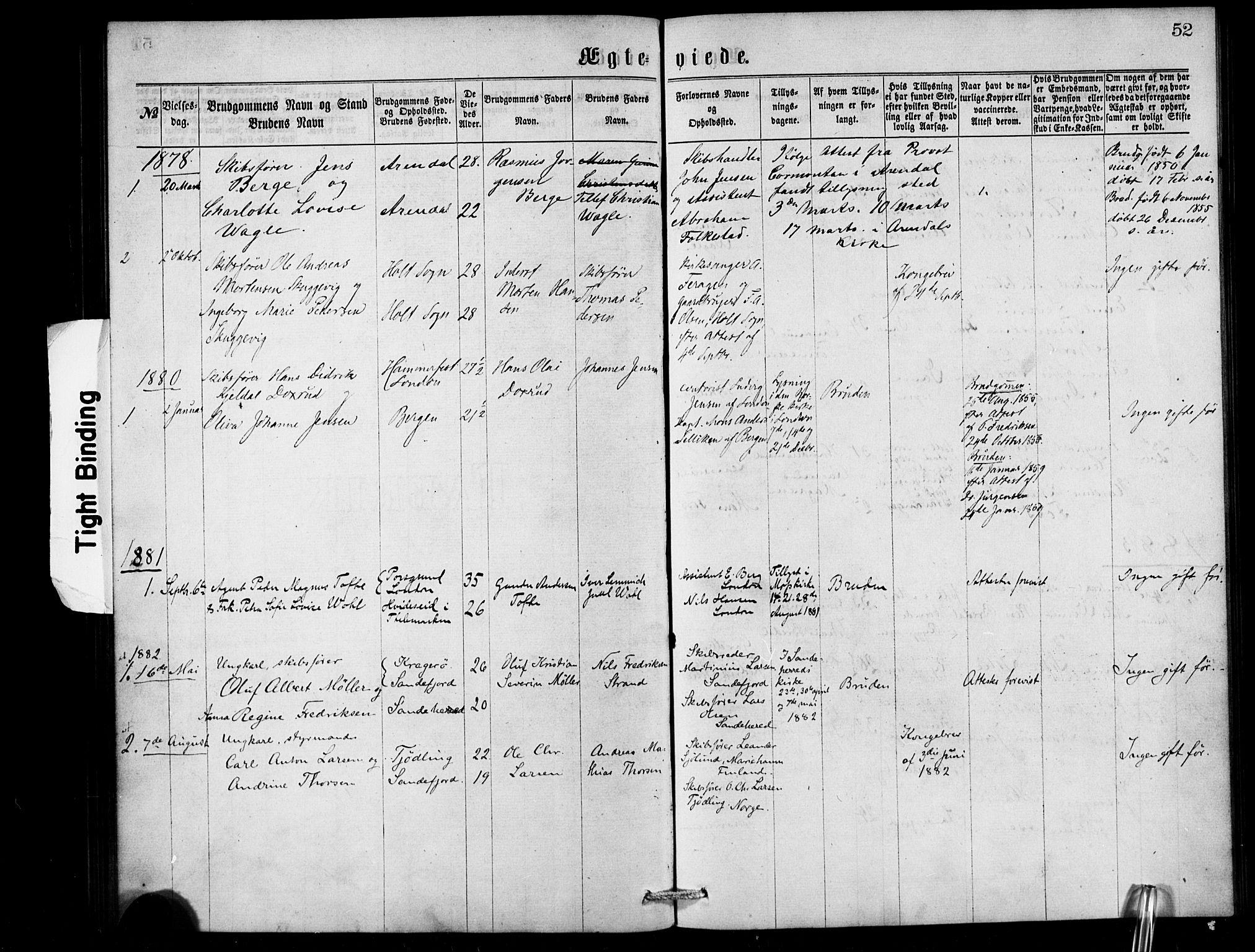 SAB, Den Norske Sjømannsmisjon i utlandet*, Ministerialbok nr. A 1, 1868-1887, s. 52