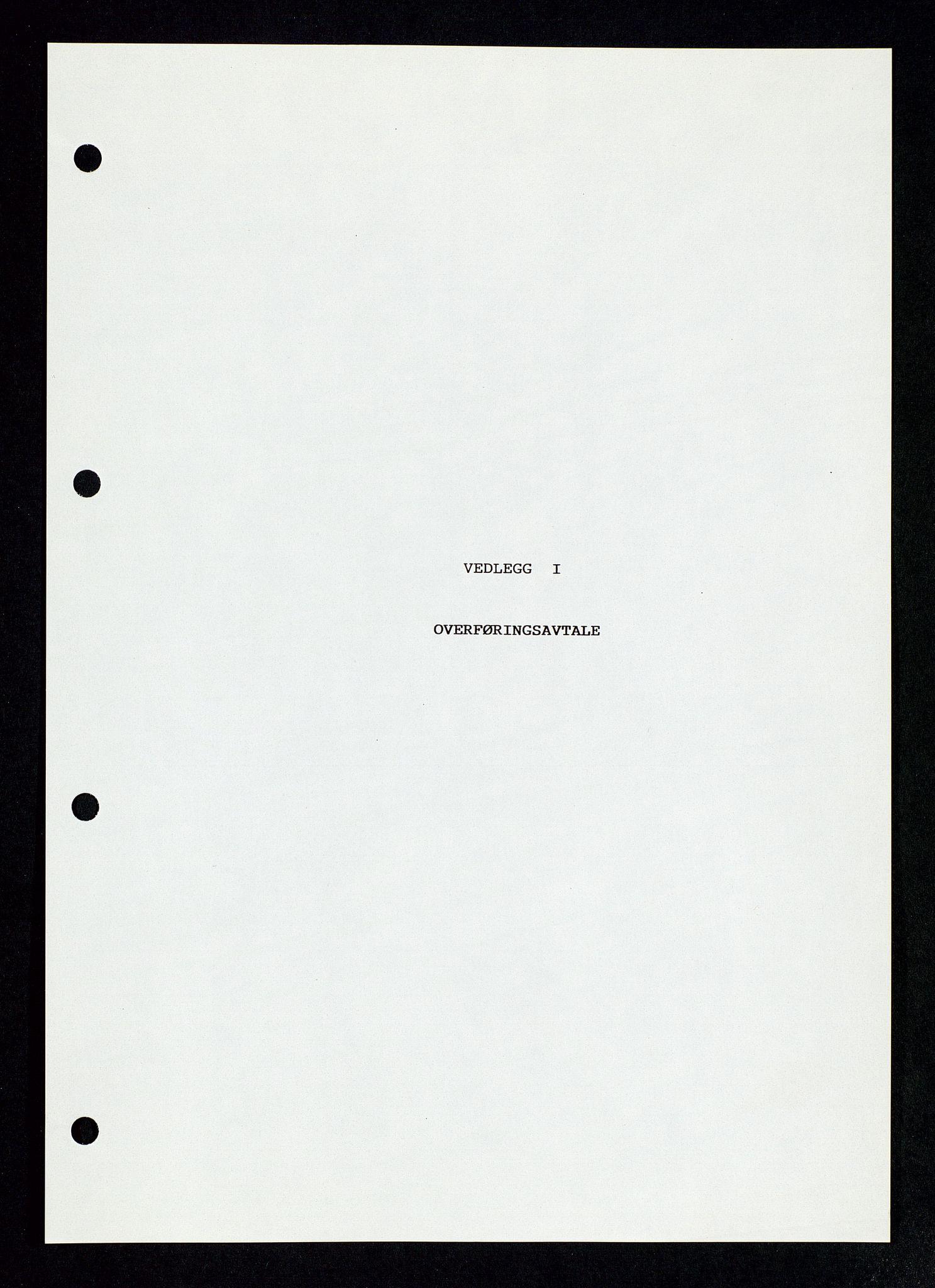 SAST, Pa 1339 - Statoil ASA, D/Dm/L0123: Rapporter, 1985-1988, s. 74