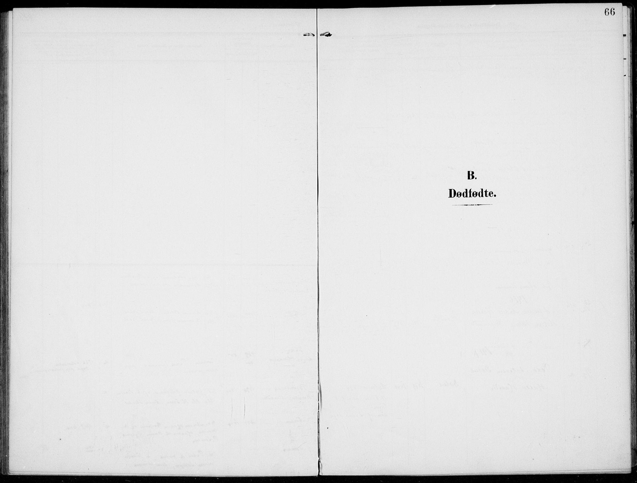 SAH, Kolbu prestekontor, Ministerialbok nr. 1, 1907-1923, s. 66