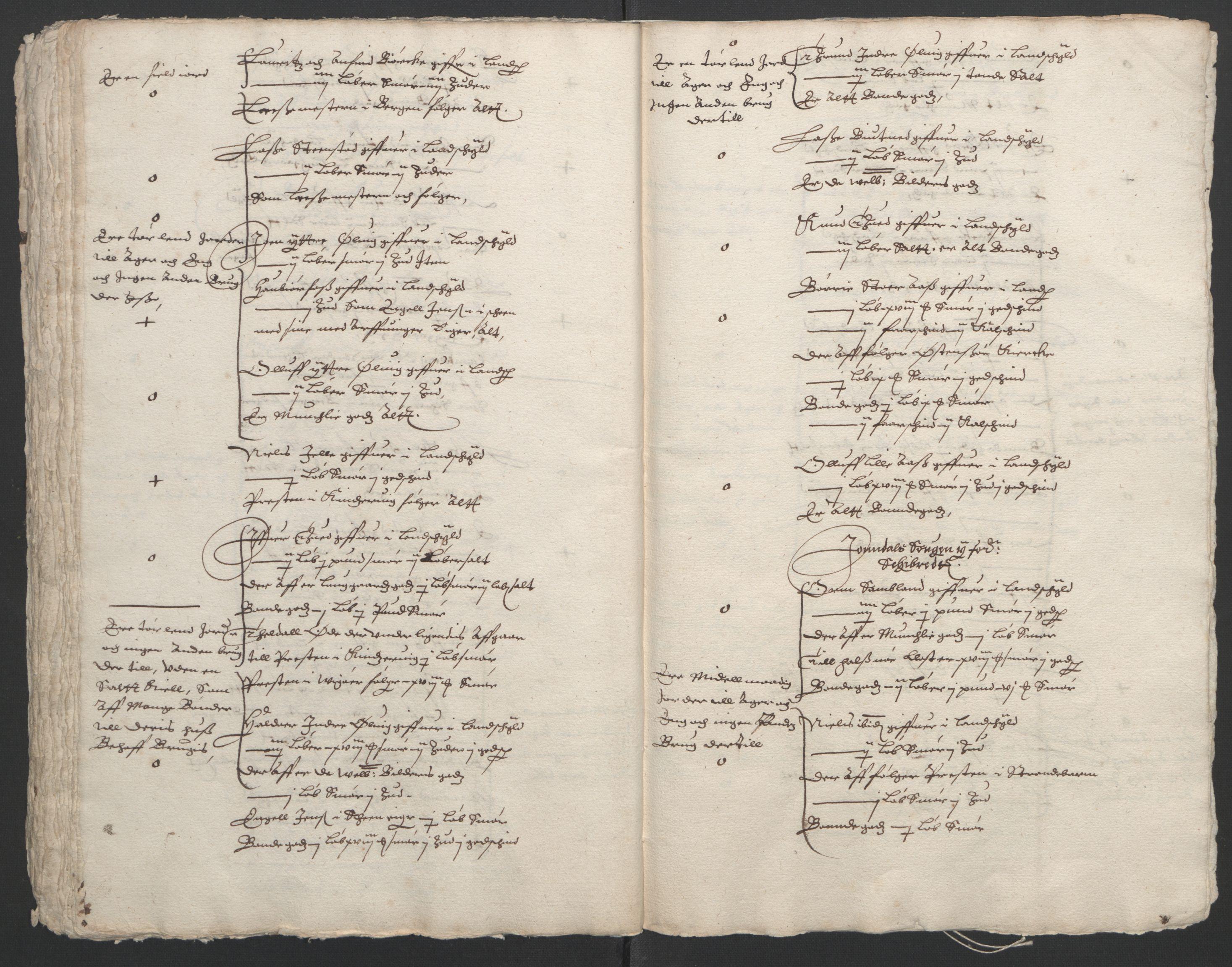 RA, Stattholderembetet 1572-1771, Ek/L0004: Jordebøker til utlikning av garnisonsskatt 1624-1626:, 1626, s. 260